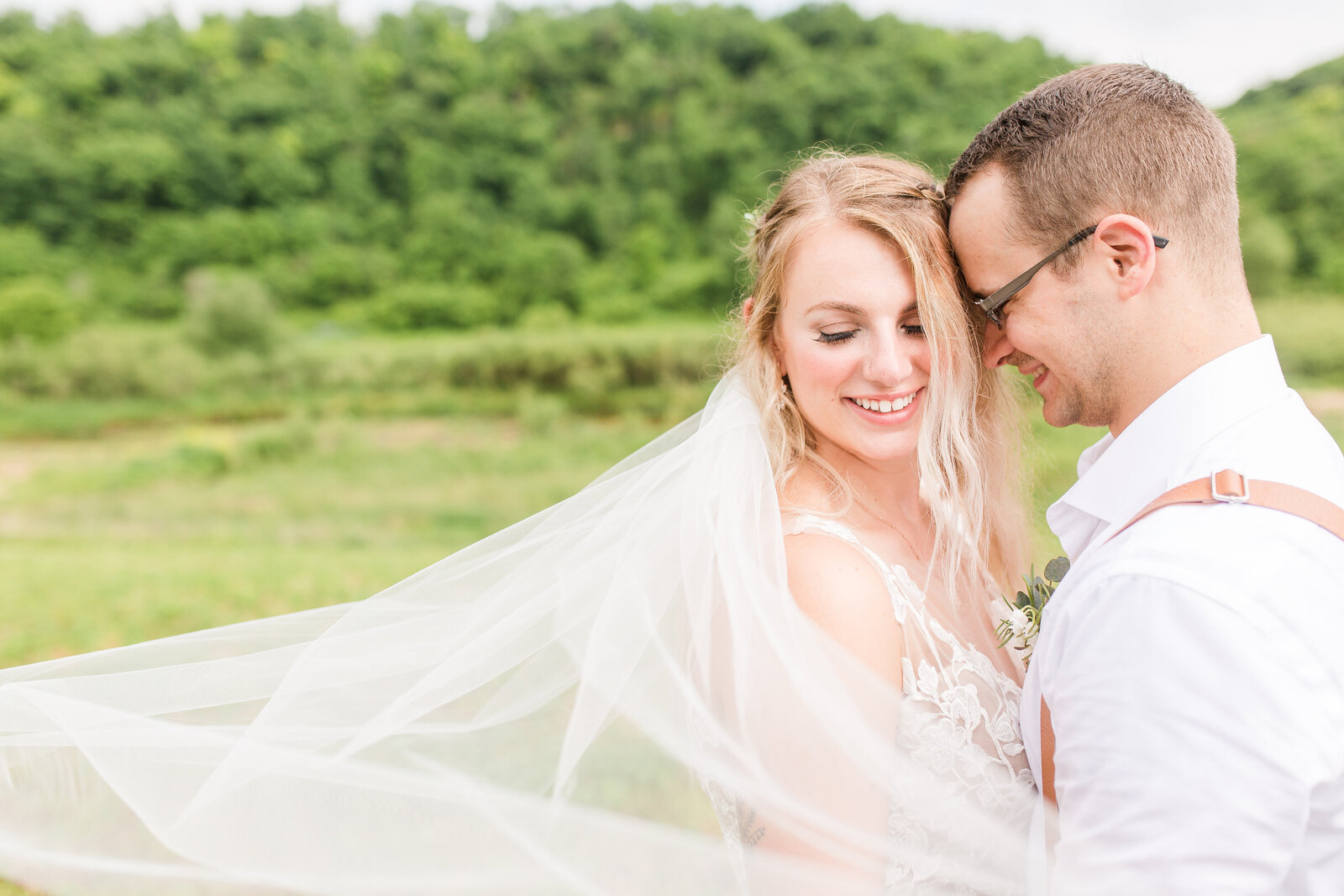 Rainy McGregor Iowa Wedding | Megan Snitker-81