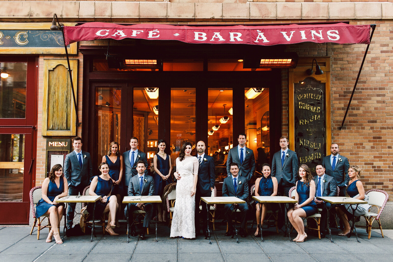 bridal party city rittenhouse square