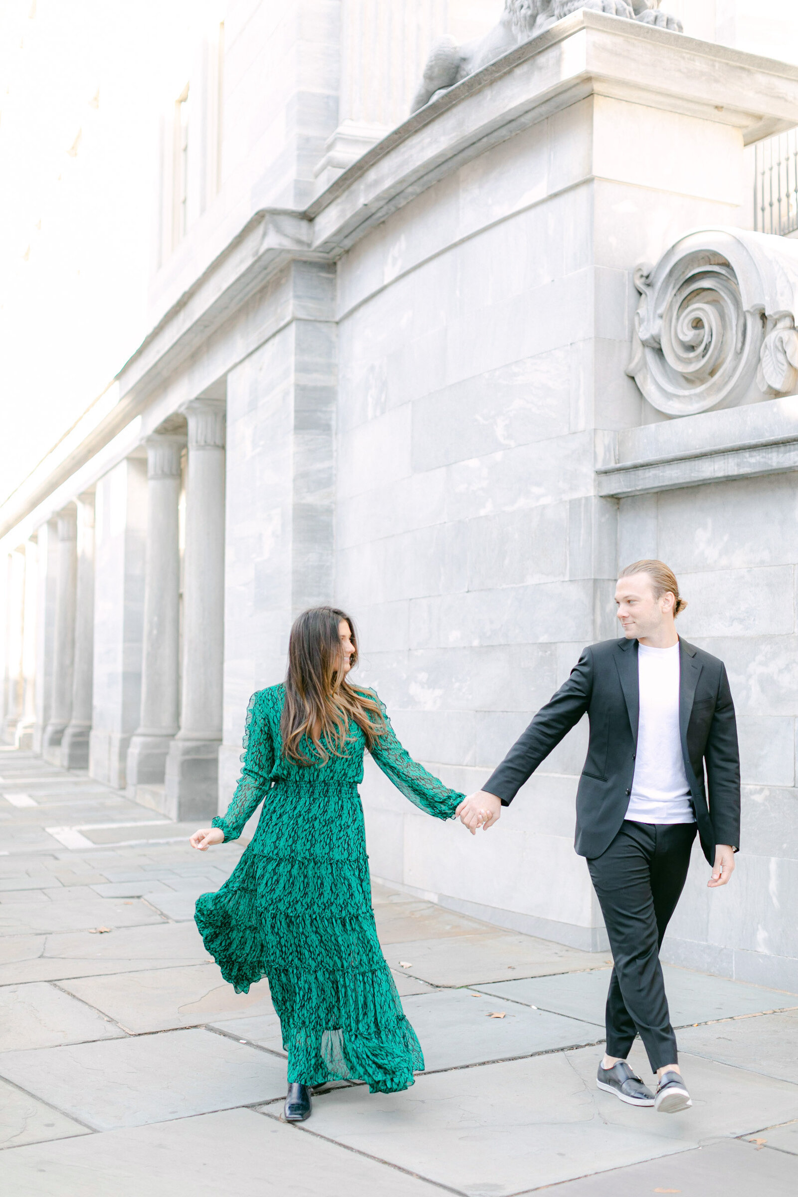 Magdalena Studios Philadelphia Engagement Session29