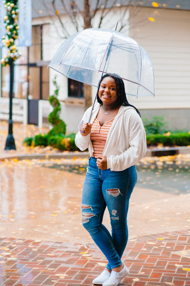 Alpharetta High school photographer Avalon Session | JLondon_2019