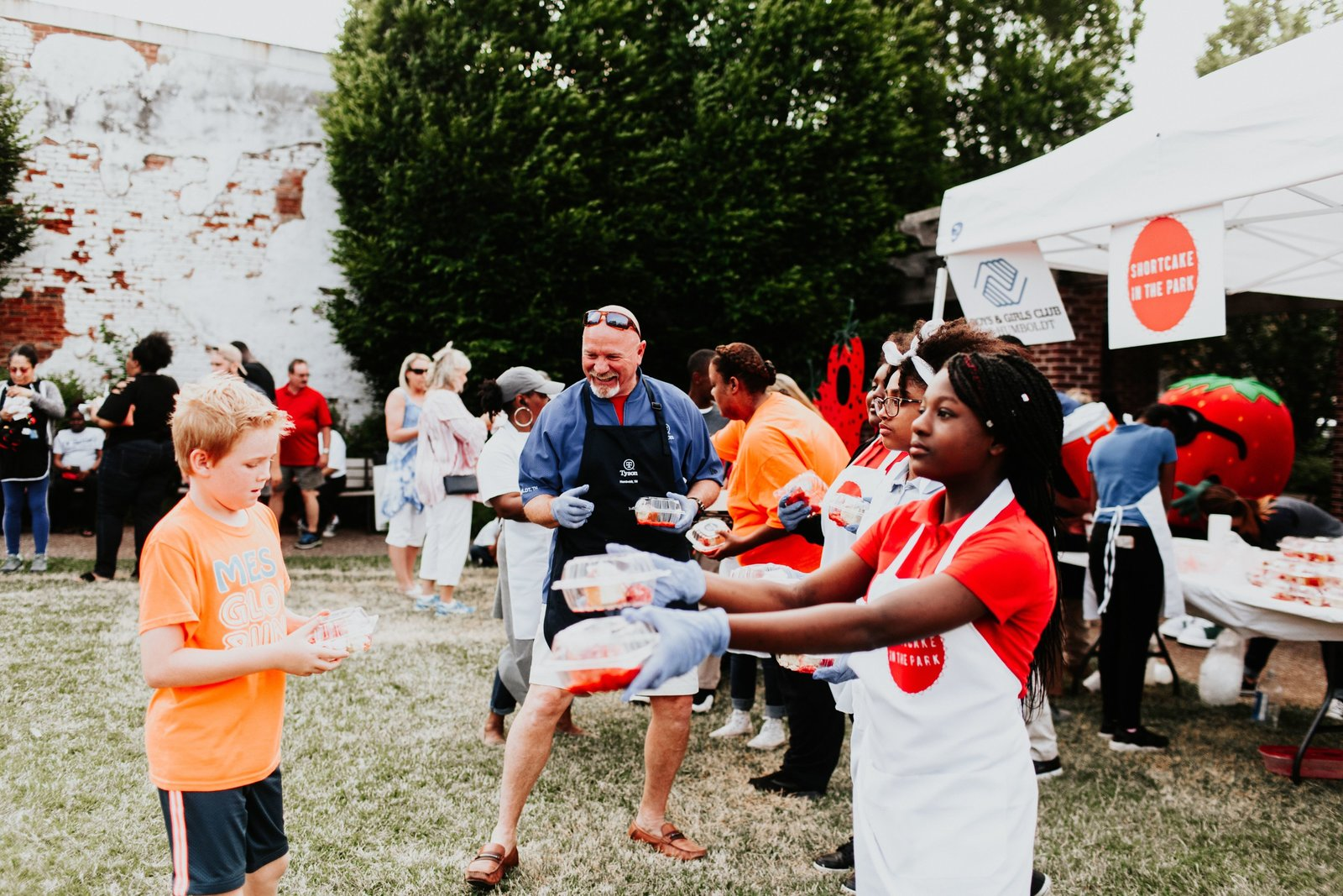 2019 West Tennessee Strawberry Festival - Shortcake in the park - 7