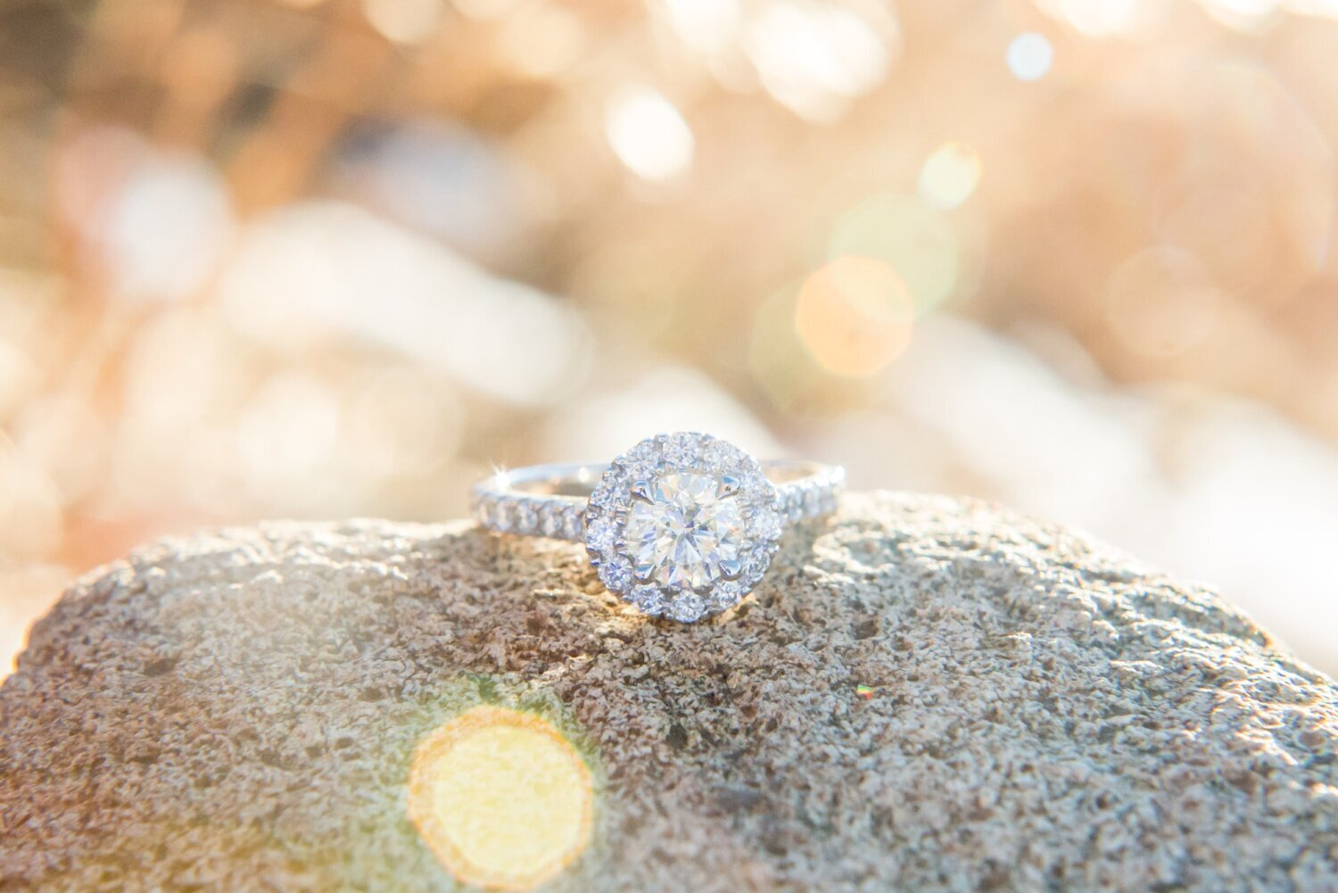 Proposal photography in Colorado at Snowmass