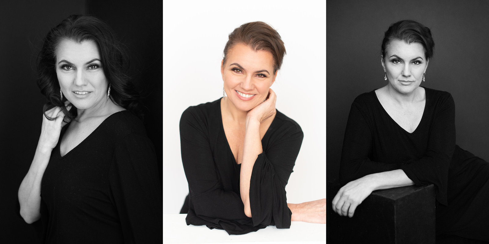 womens headshots