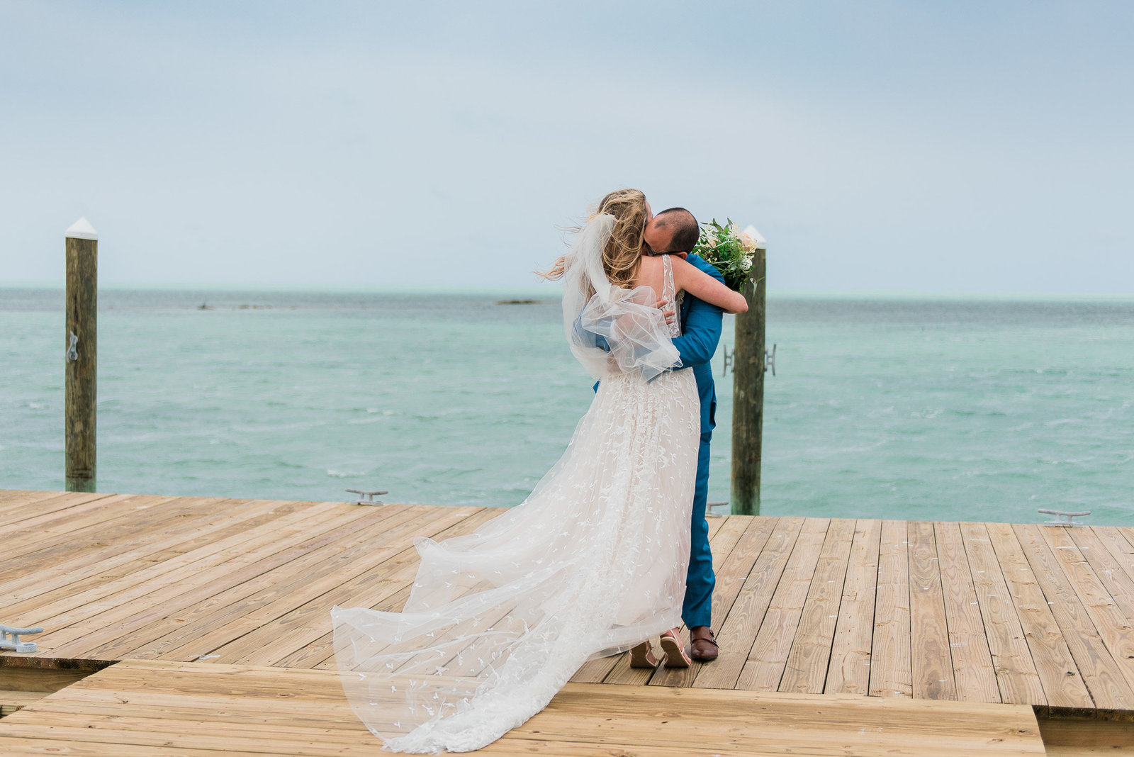 Amara Cay destination wedding photos in Islamorada, Florida