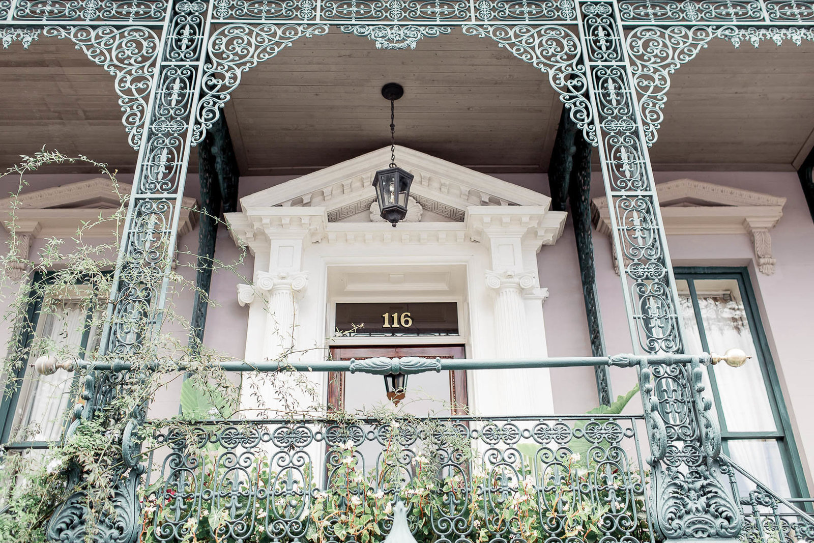 John Rutledge House Inn, Charleston, South Carolina