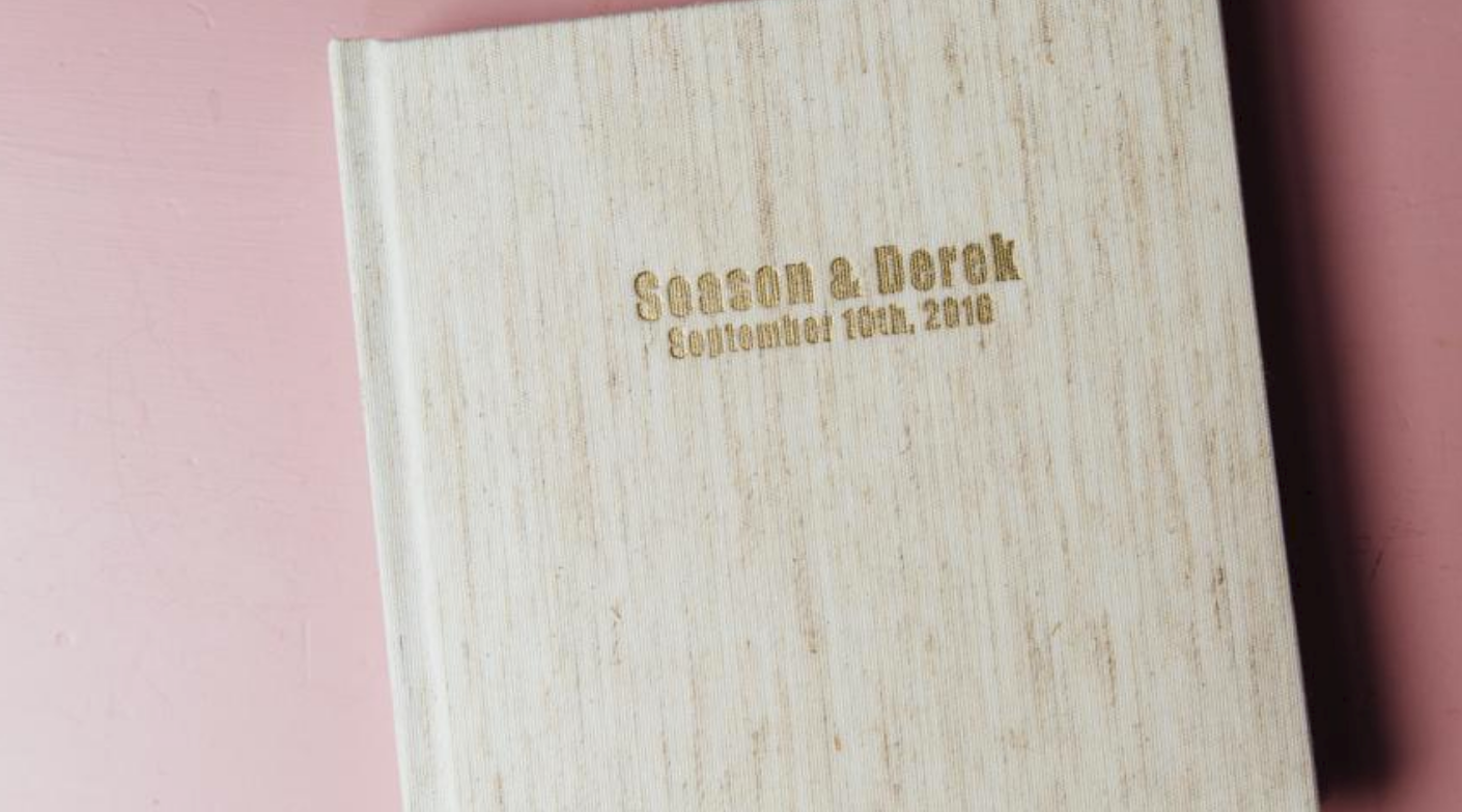 Season and Derek, 10x10 Album with Canapetta Natural cover-01