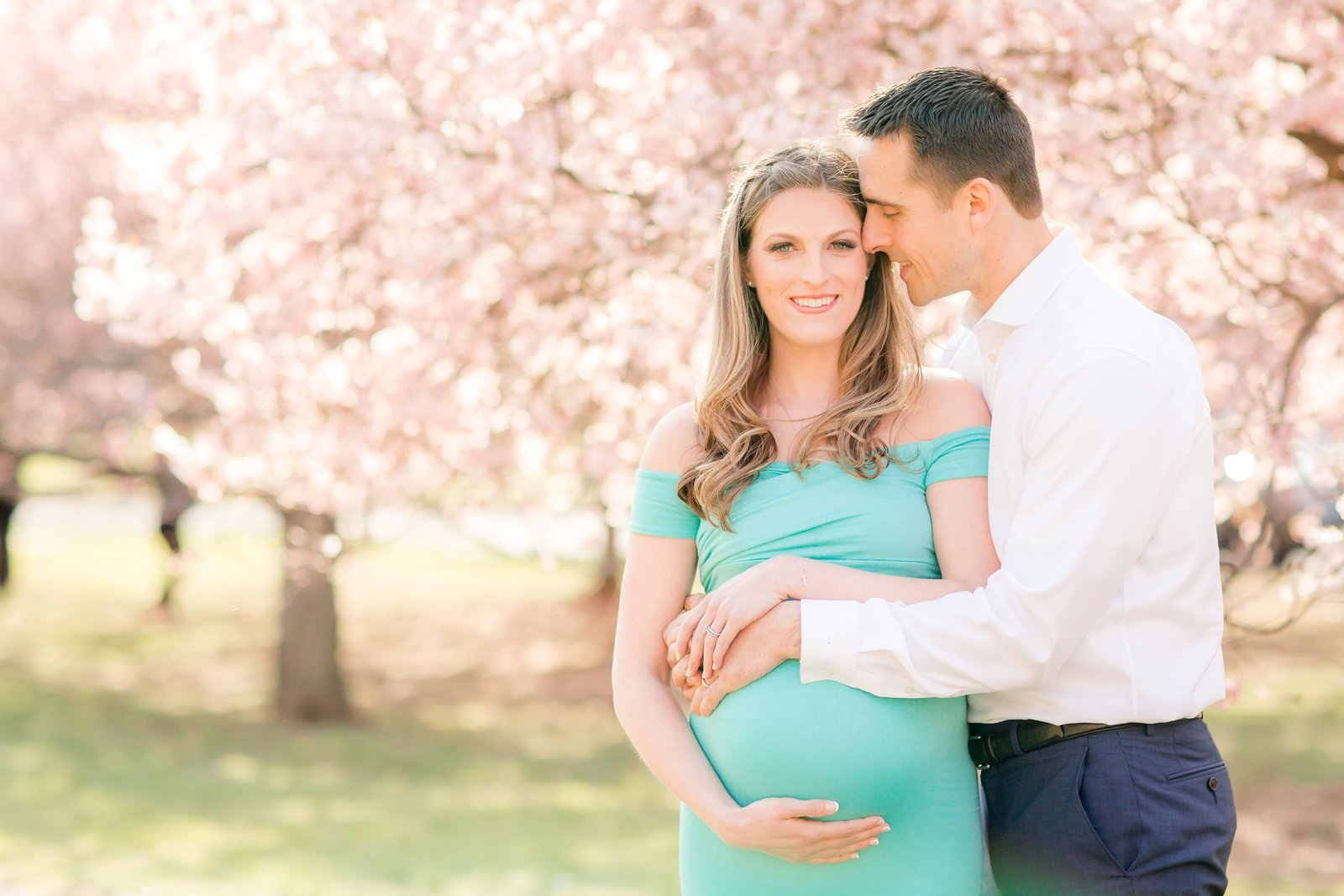 Branch Brook Park Maternity Session
