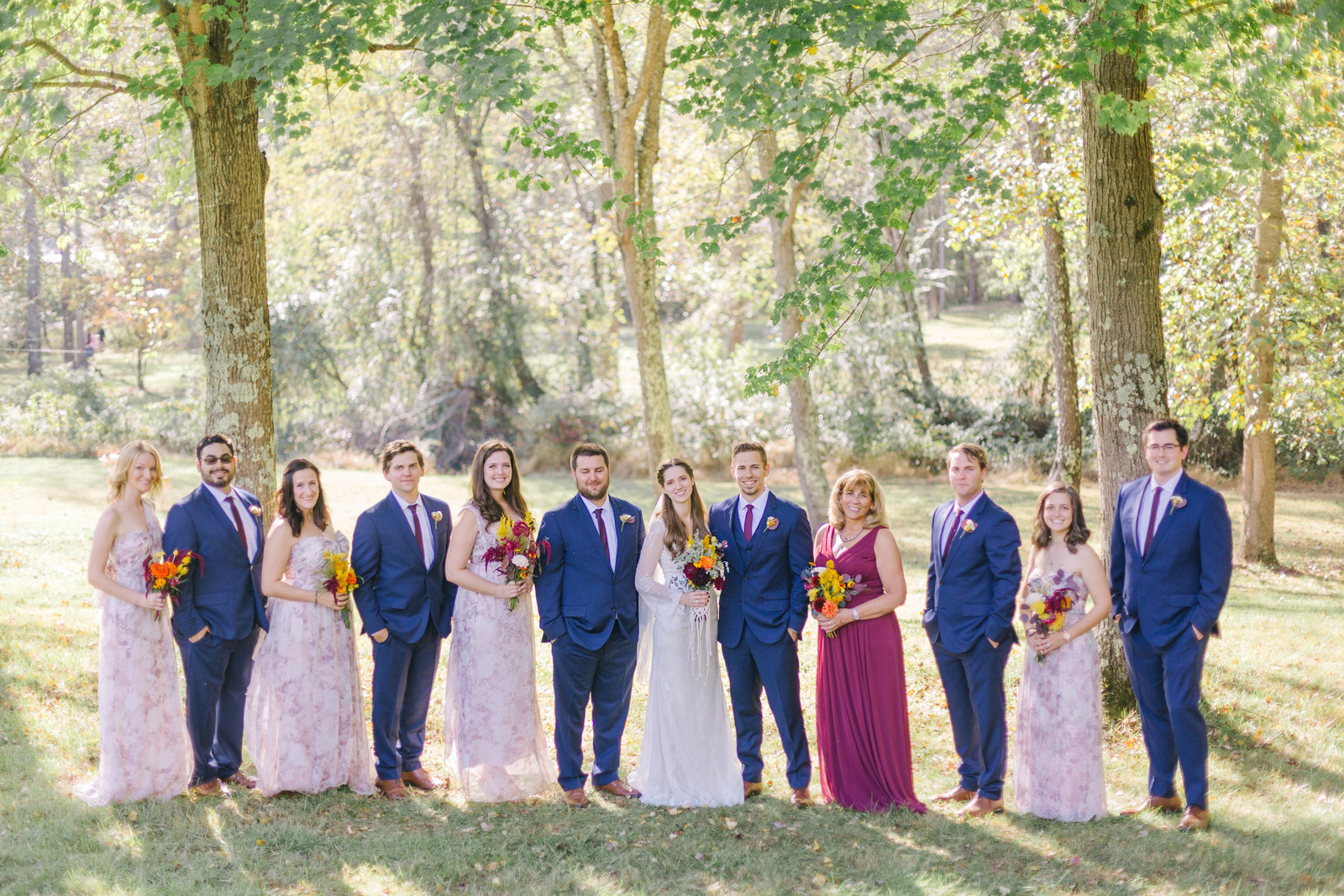 Culpeper Fall Wedding -0194