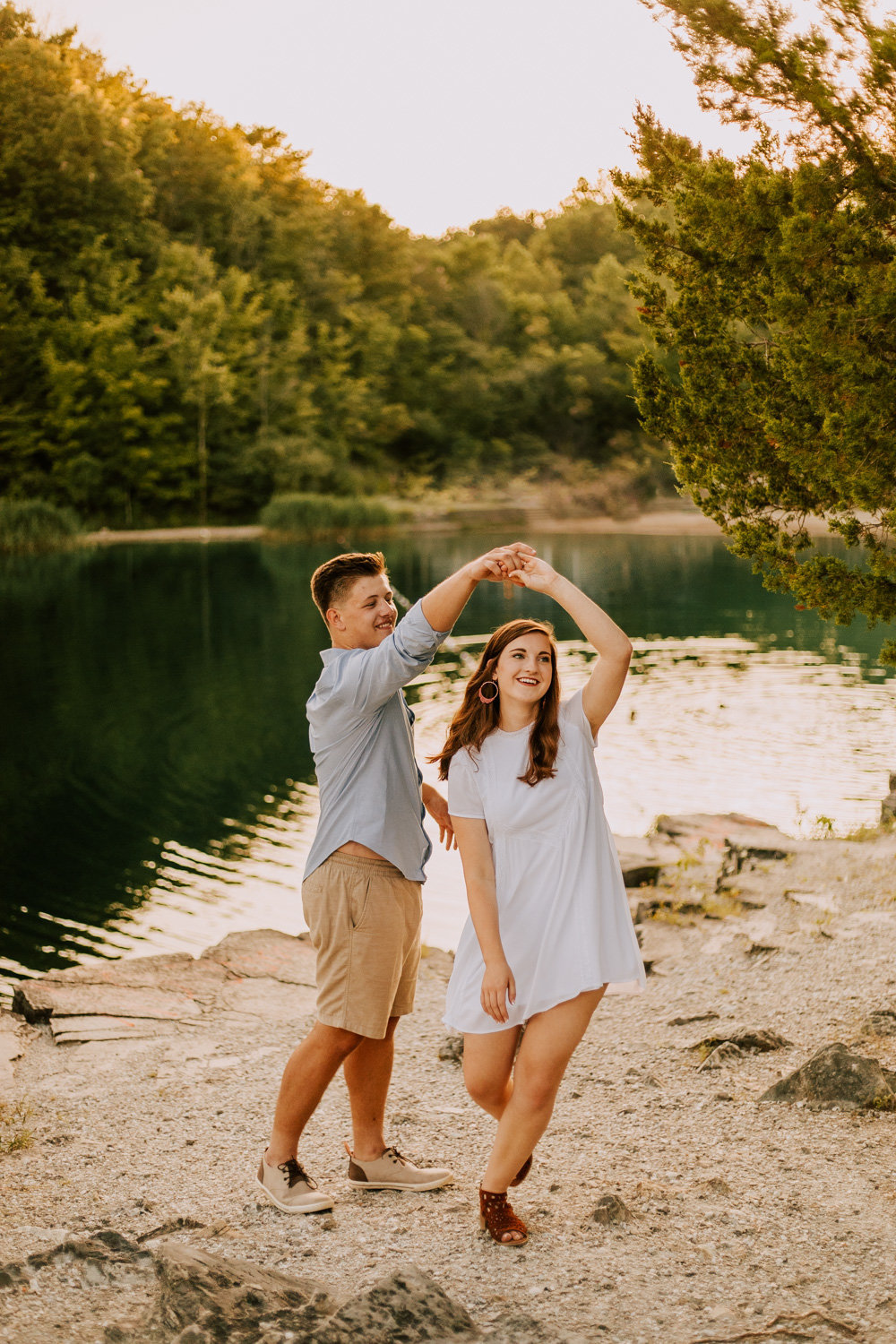 Summer-Engagement-Session-France-Park-Indiana-23