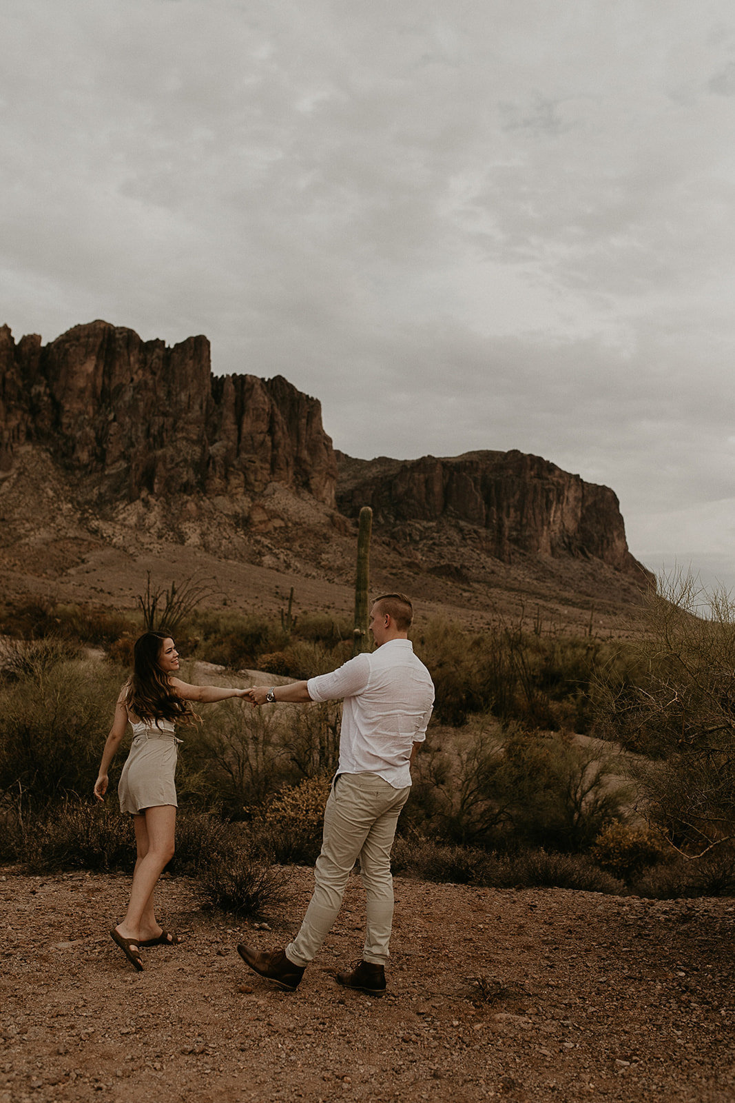 Superstition Mountains Engagement-18