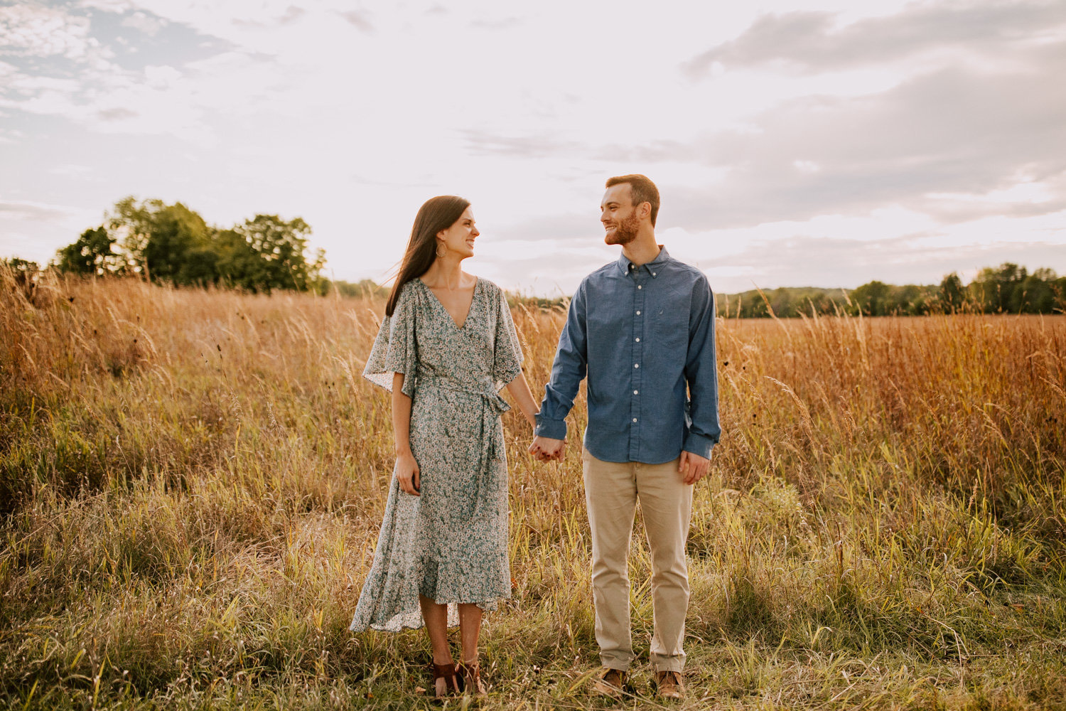 Sunset-Autumn-Engagement-Session-Prophetstown-20