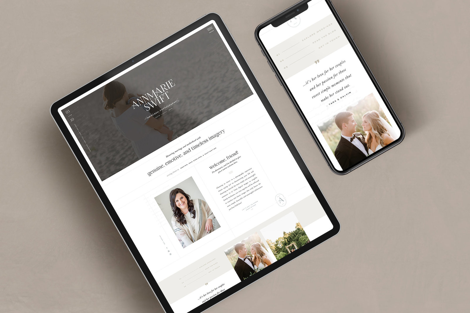 With Grace and Gold - Best Showit Design Designs Designer Designers Theme Themes Template Templates Web Website Websites for Photographers Creatives Small Business Owners - 0
