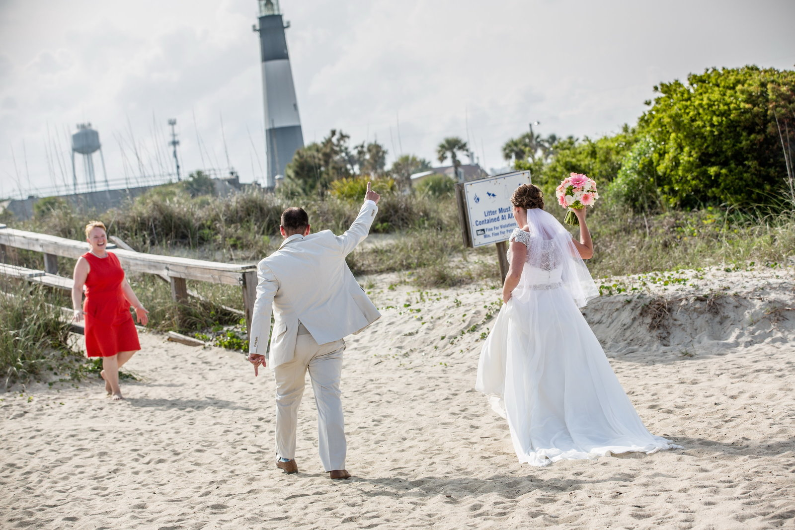 Tybee Island Wedding, Tony + Jennifer, Bobbi Brinkman Photography