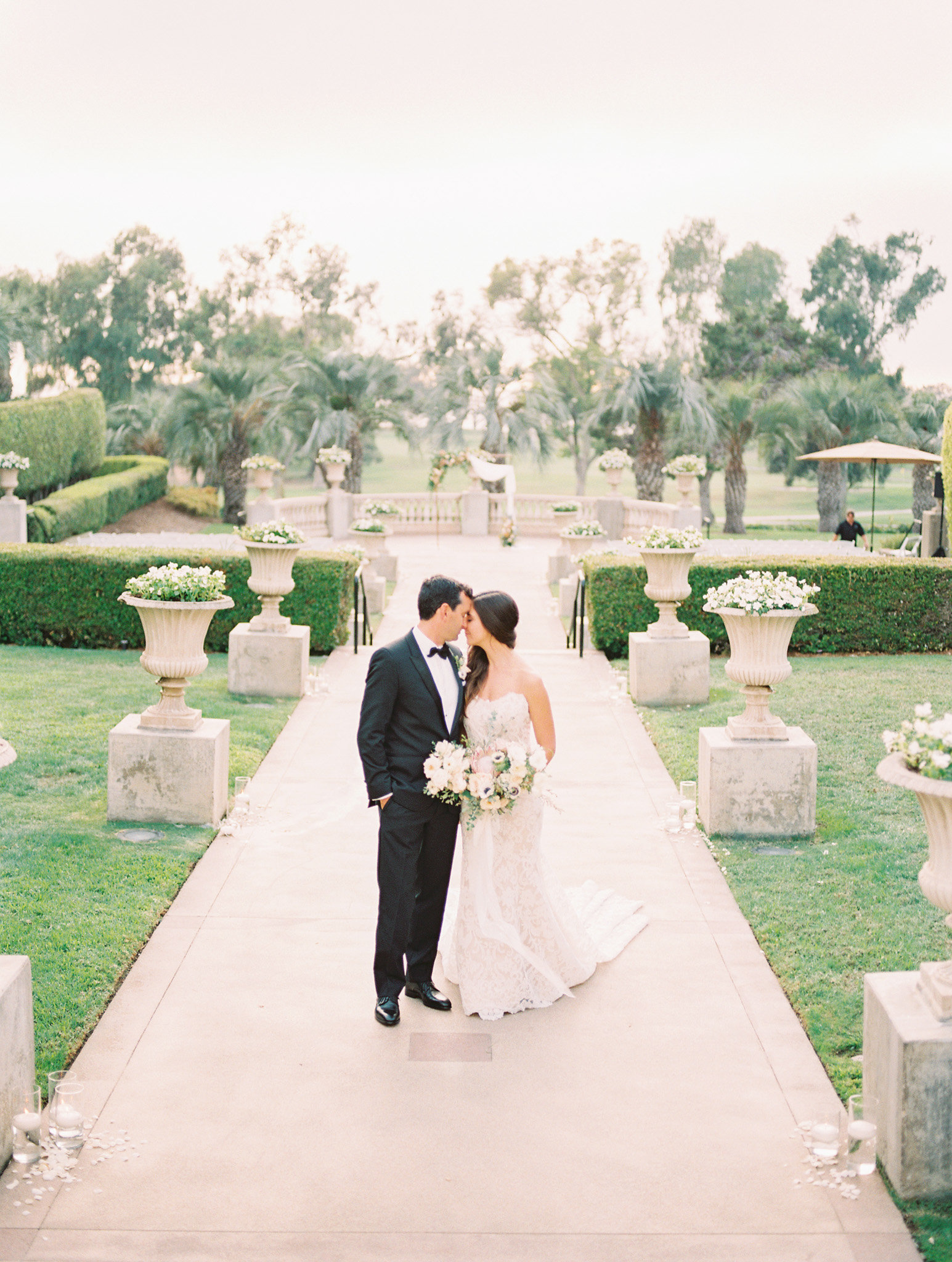 Hilton La Jolla Torrey Pines Wedding
