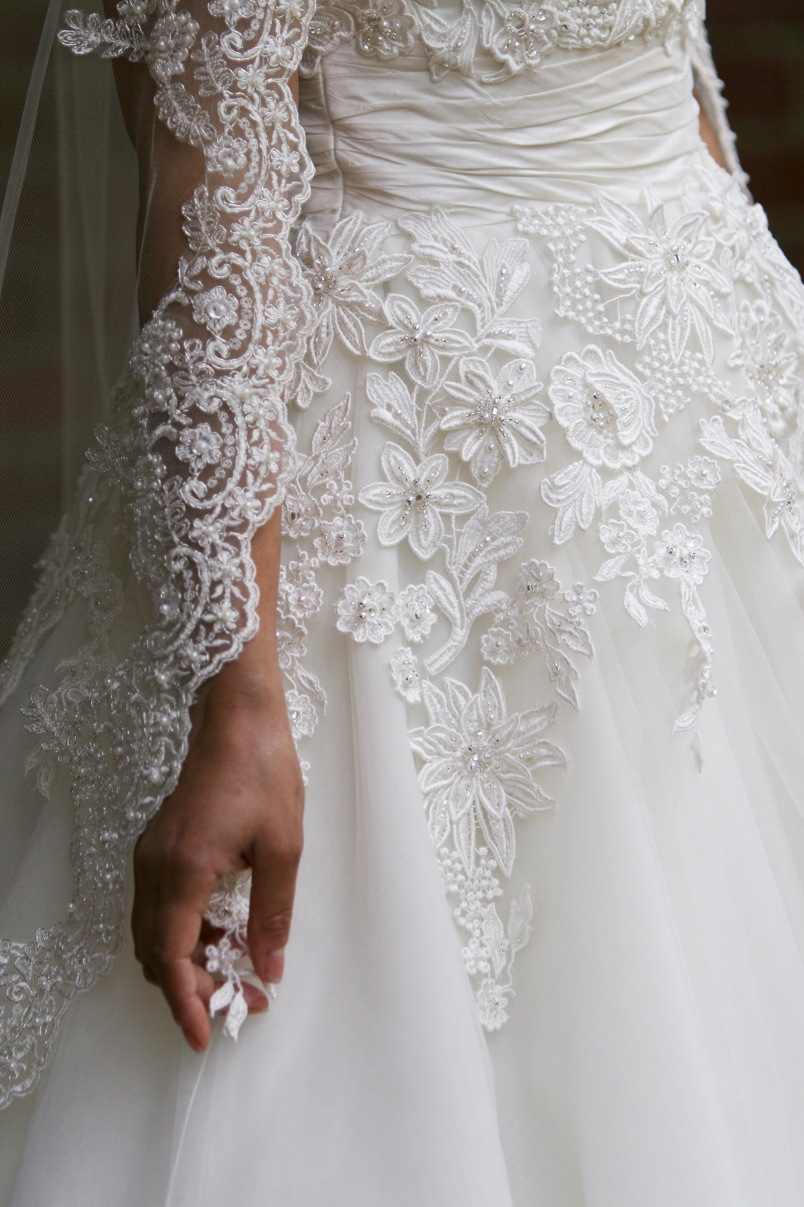 Wedding Lace Dress