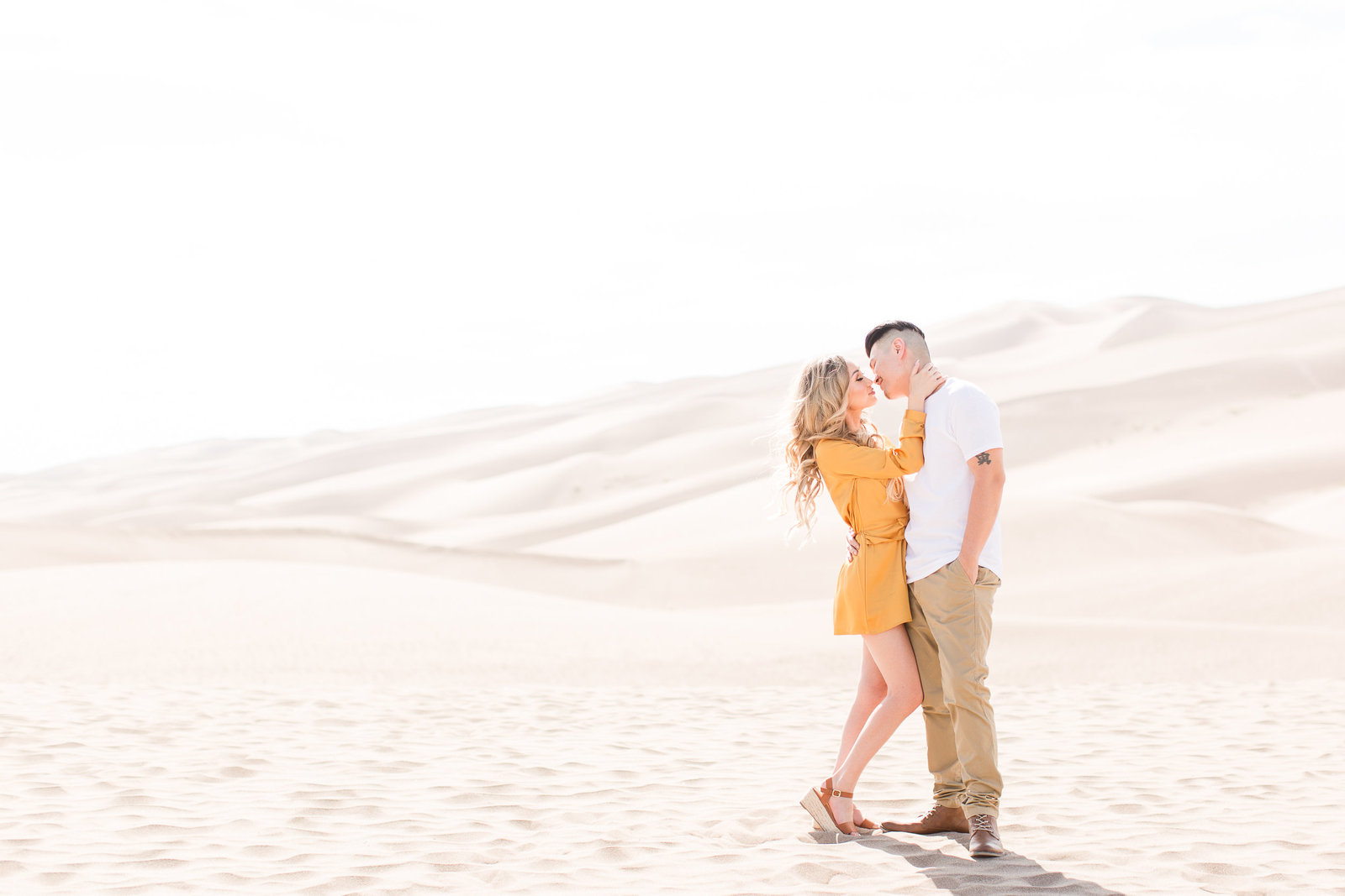 Great Sand Dunes National Park Engagement-8