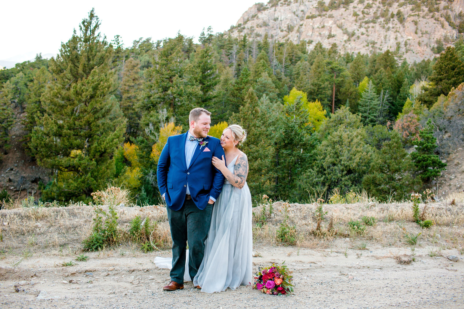 Mount Princeton Wedding