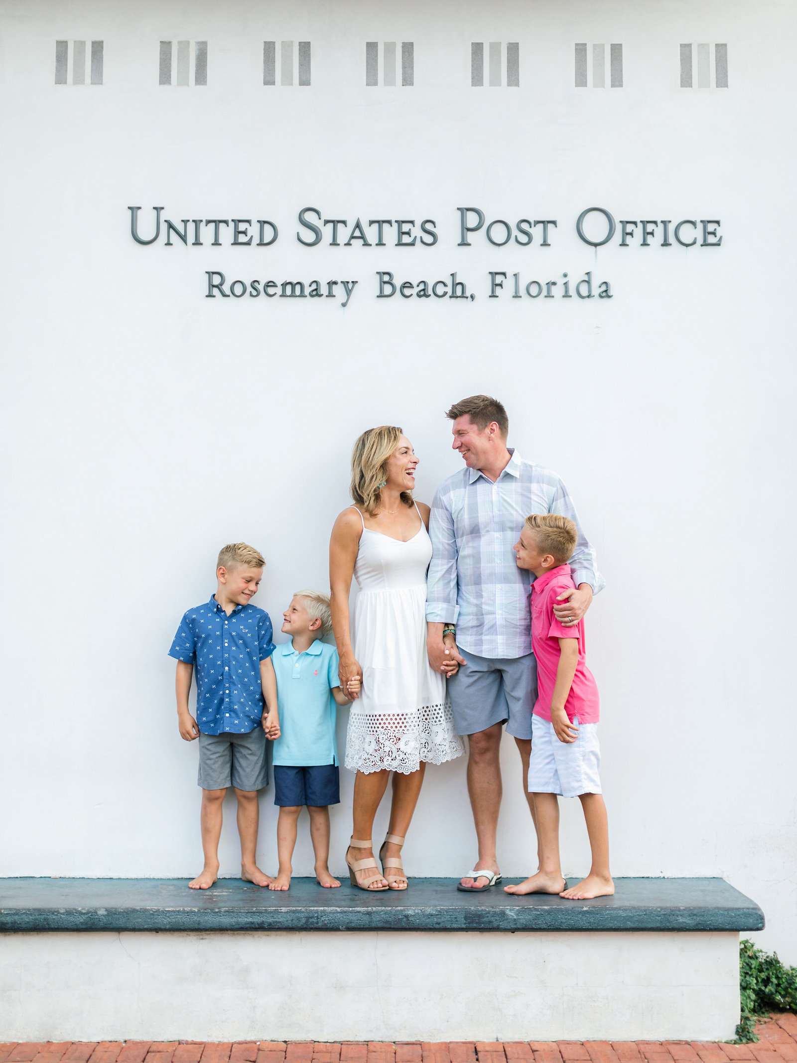 Rosemary Beach Town Hall Family Photographer Portraits Alys Beach Seacrest Beach Photography