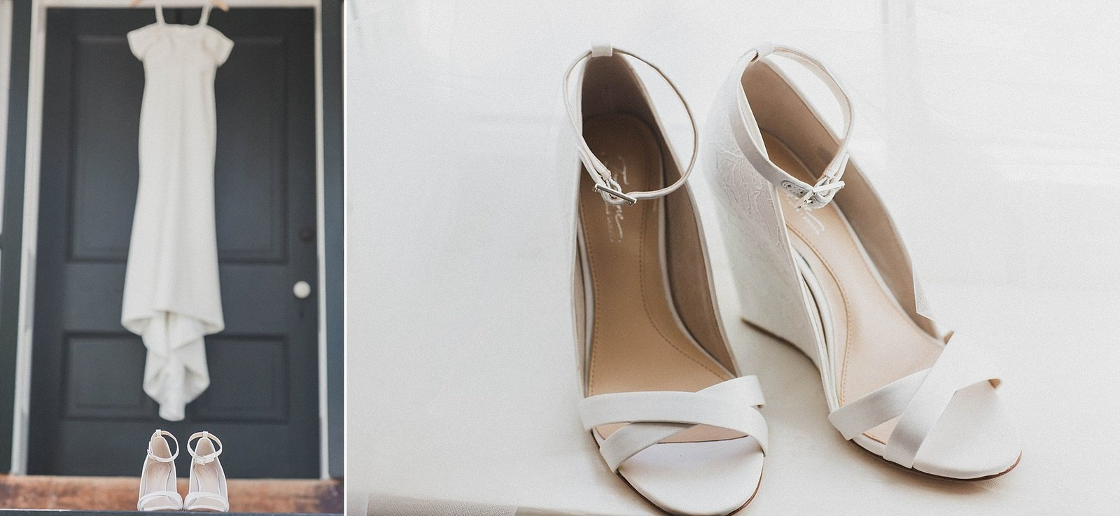 M Harris Studios_Braehead Manor_VA Wedding Photographer_silver shoes