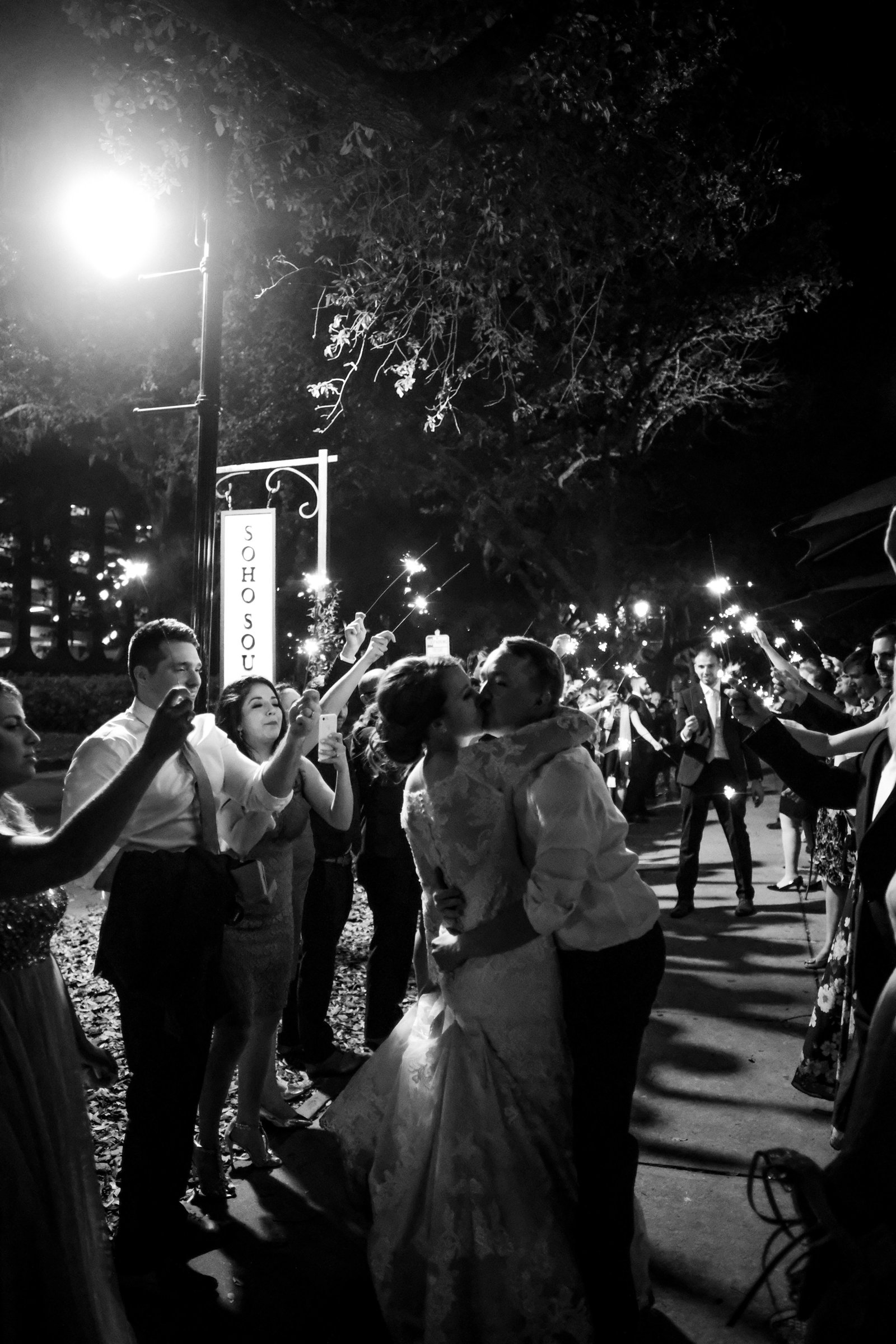 Soho South Cafe Wedding, Thos + Kathleen, Bobbi Brinkman Photography