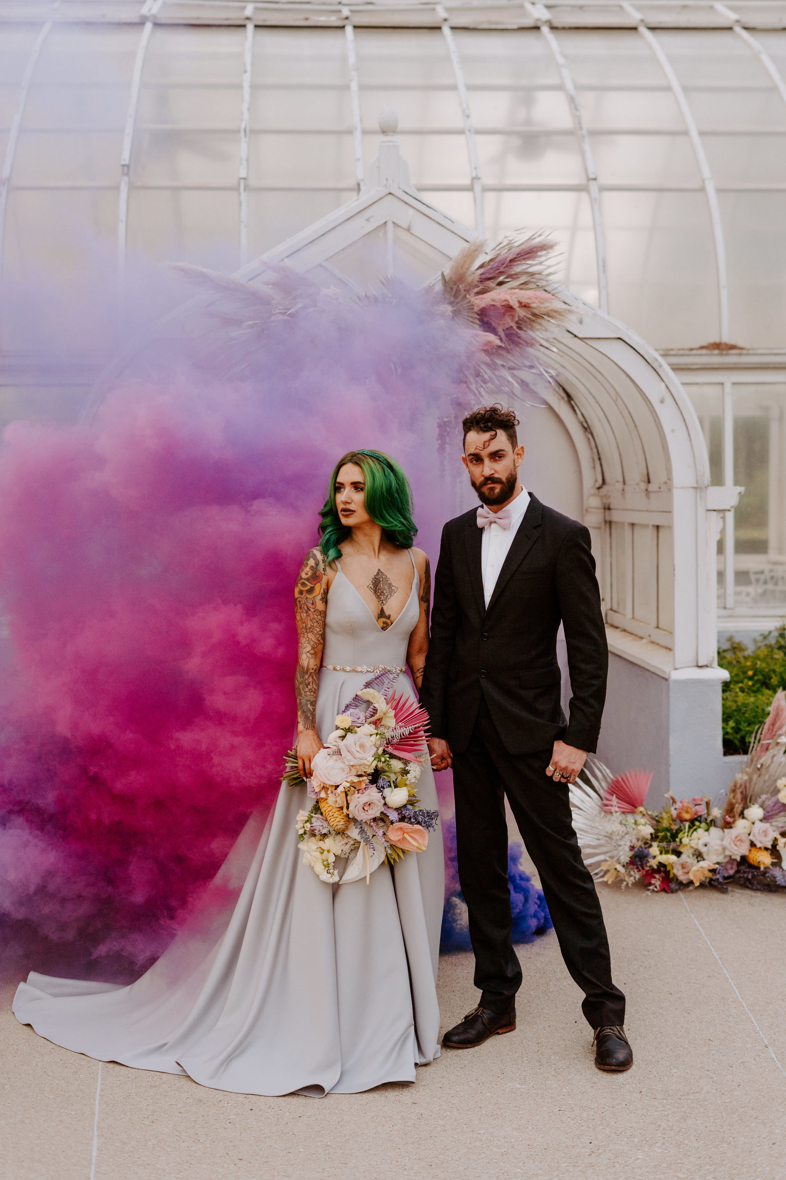 modern-vibrant-disco-elopement-sydney-and-ryan-photography--50