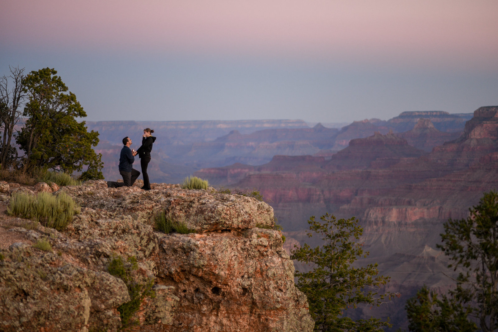 6.28.19 MR Grand Canyon Surprise Engagement photos Photography by Terri Attridge-200