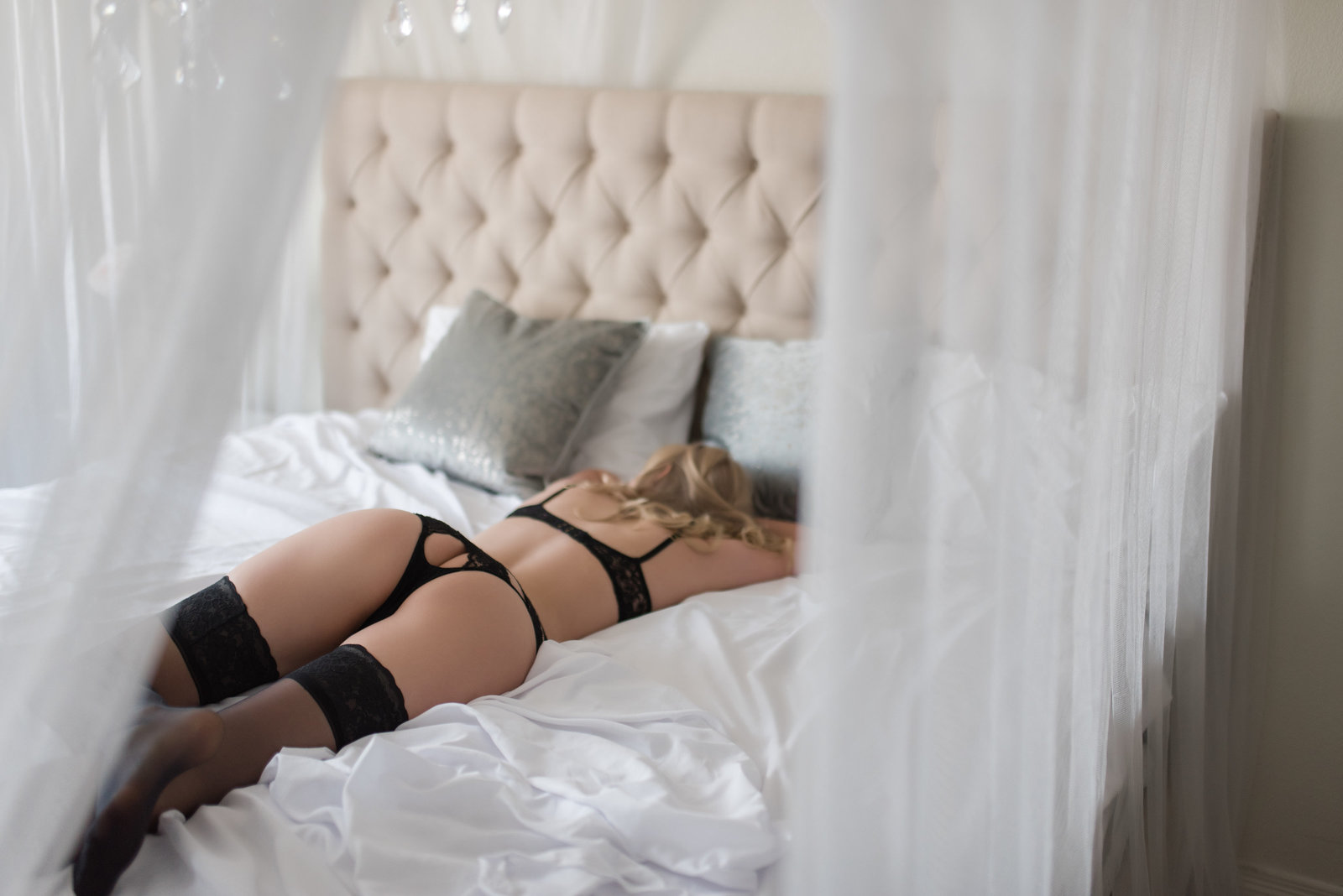 Colorado Springs Boudoir Photographer