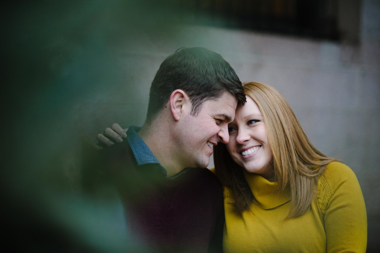 Minnesota Winter Engagement Photos 1349