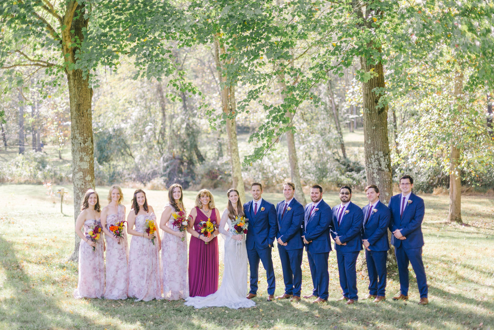 Culpeper Fall Wedding -0160