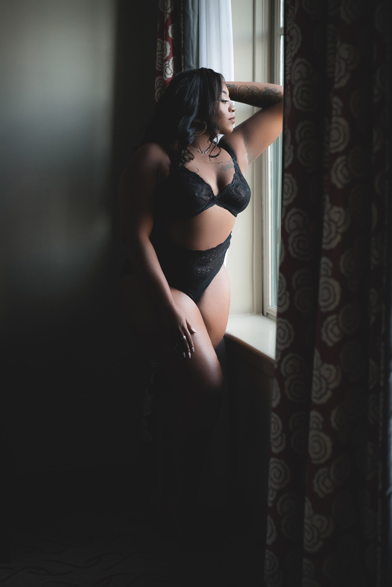 Courtney Engle Photography boudoir Dallas