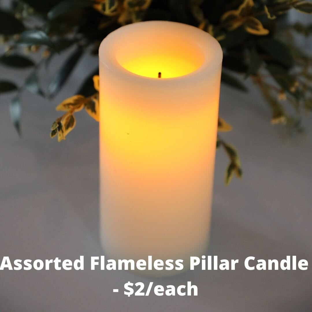 flamesless pillar