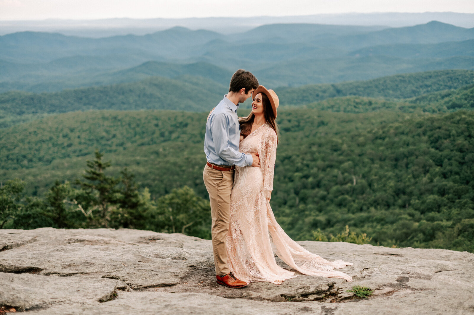 Asheville Engagement Photographer-14
