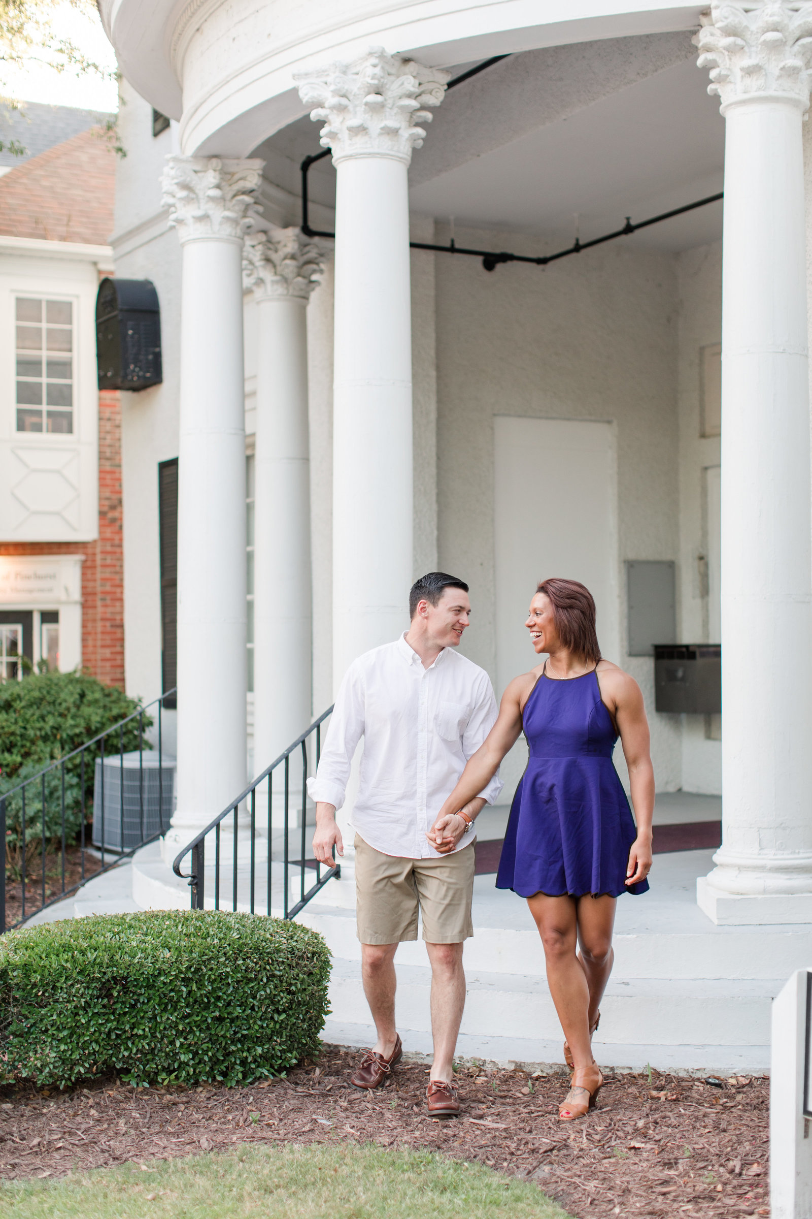 Jennifer B Photography-Jacob & Elyse-Engagement-Pinehurst NC-JB Favs-2019-0038