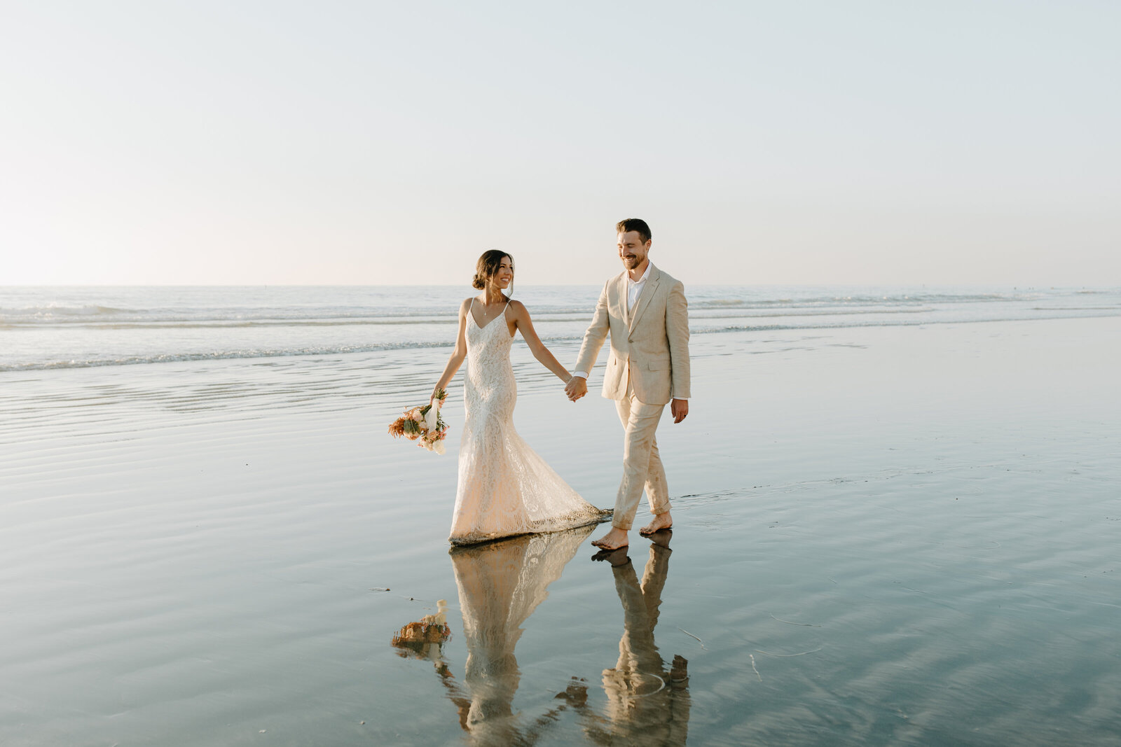 Jordyn & Brian - San Diego Elopement - Tess Laureen Photography @tesslaureen - 267