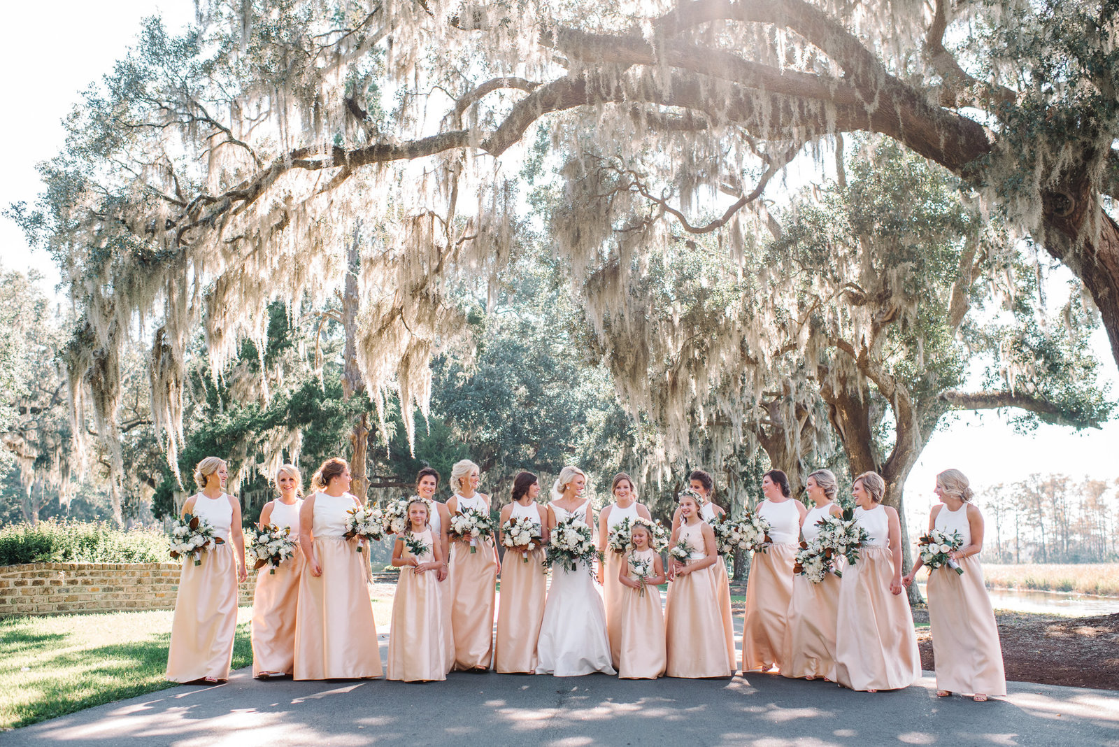 Caledonia Golf & Fish Club wedding outside of Charleston, SC by Pasha Belman Photog-22