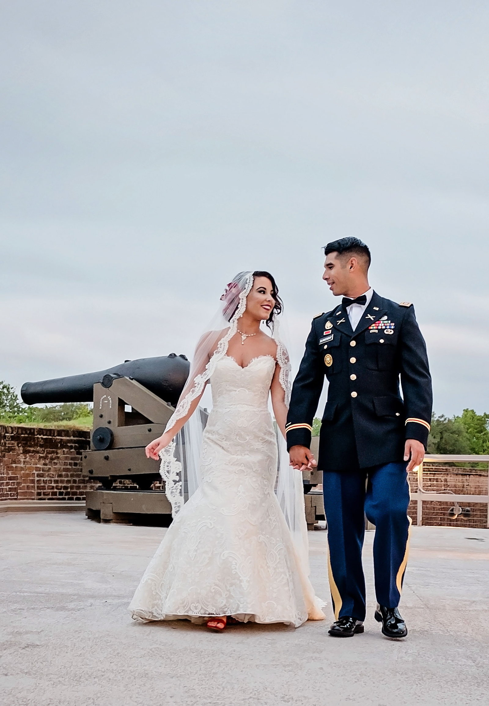 Old Fort Jackson Wedding, Bobbi Brinkman Photography