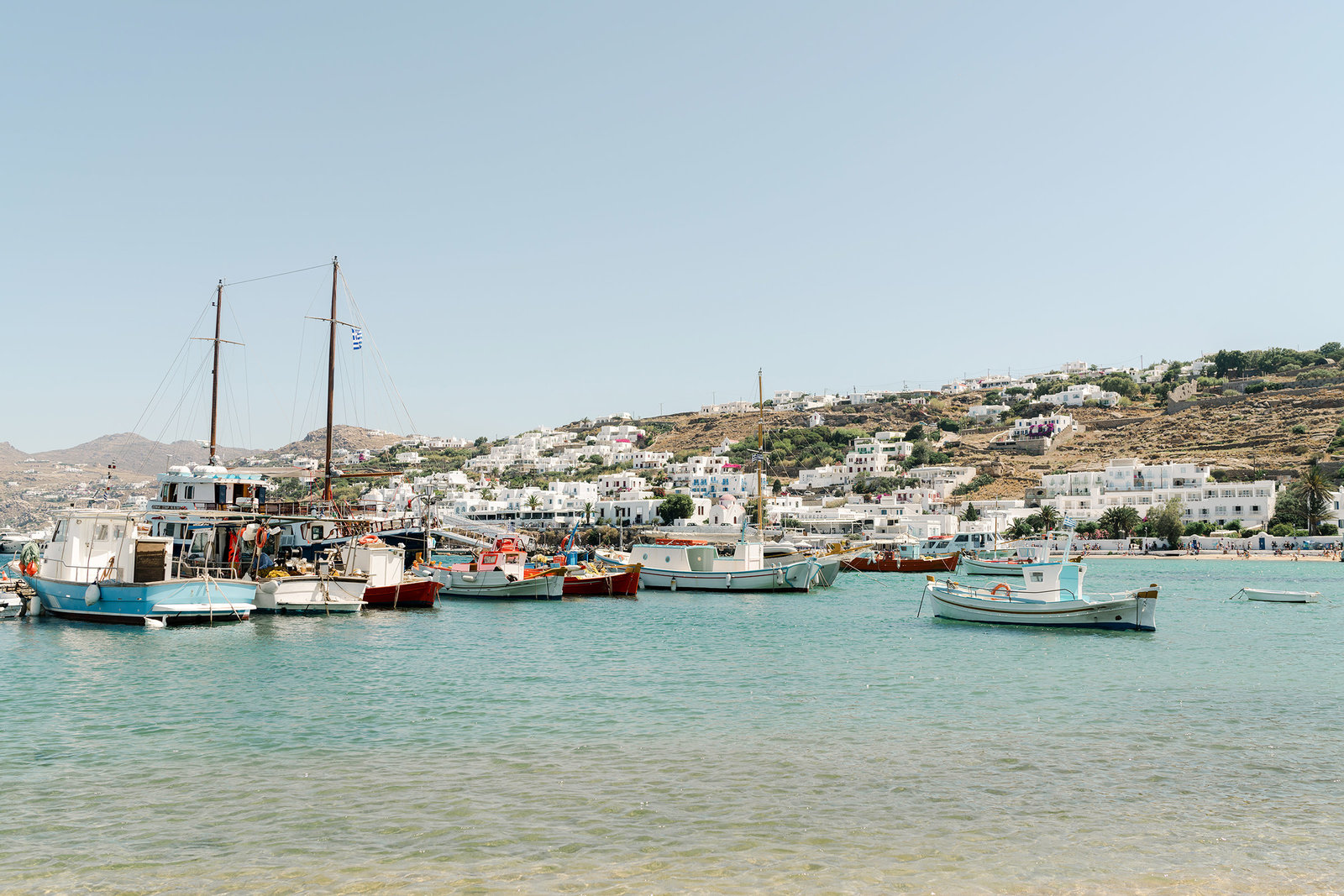 Mykonos Greece - Bree Hester Travel Photography