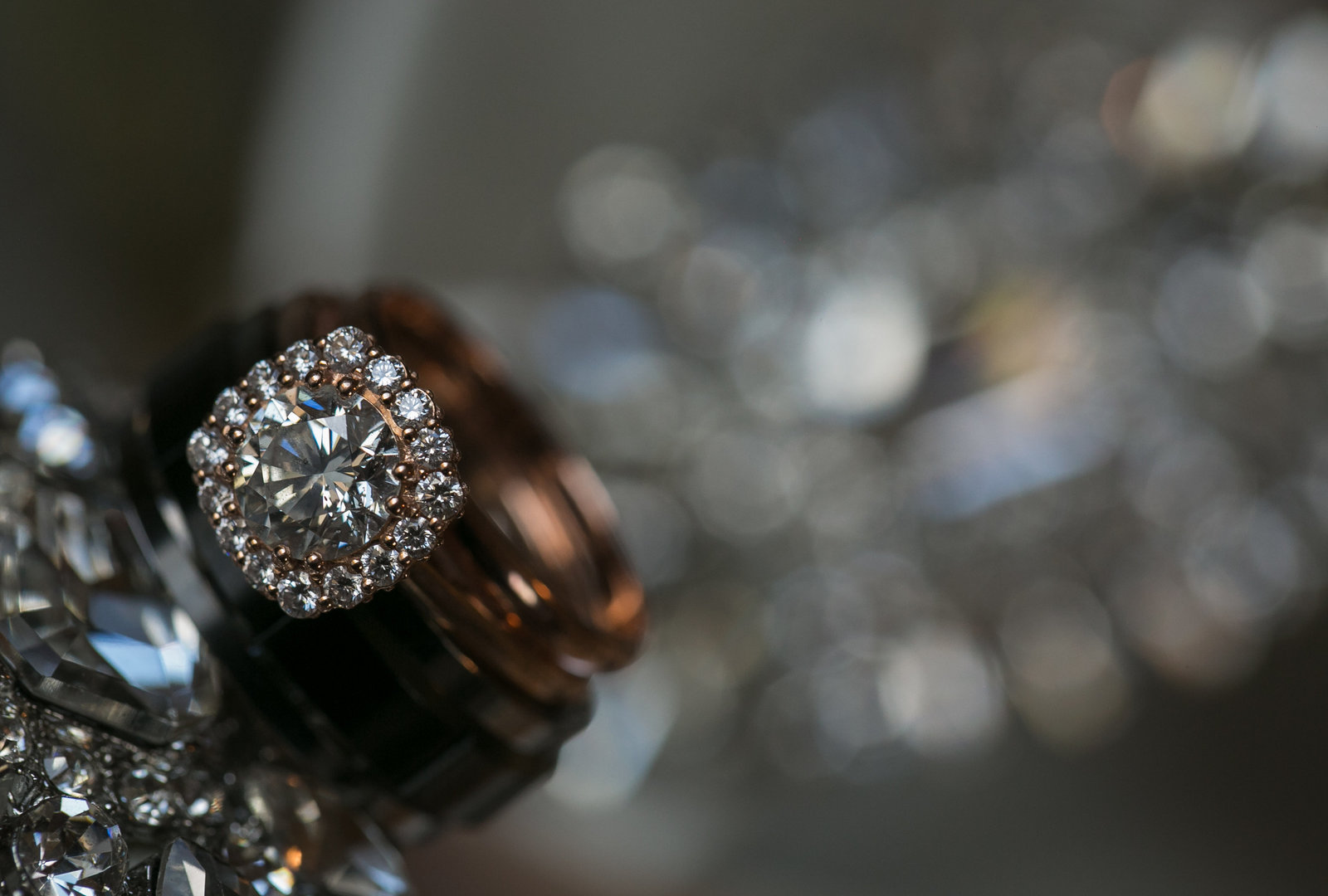 Wedding Ring Photography details