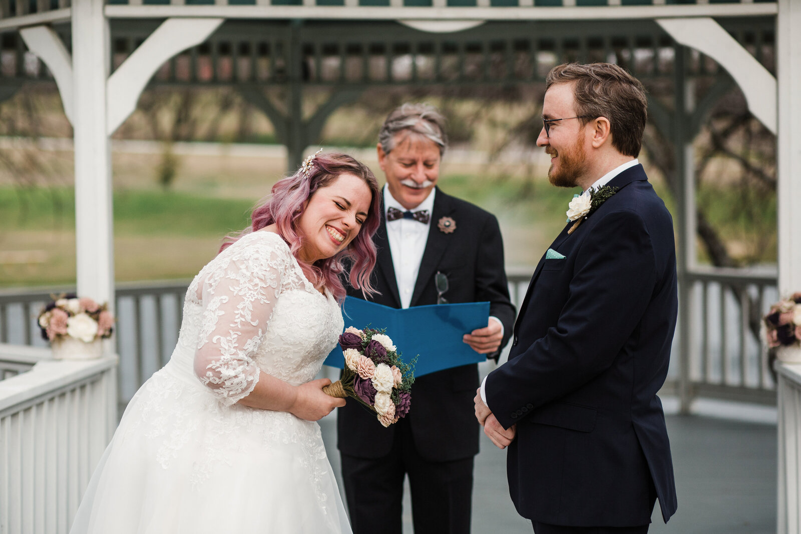 DFW Elopement Photographer