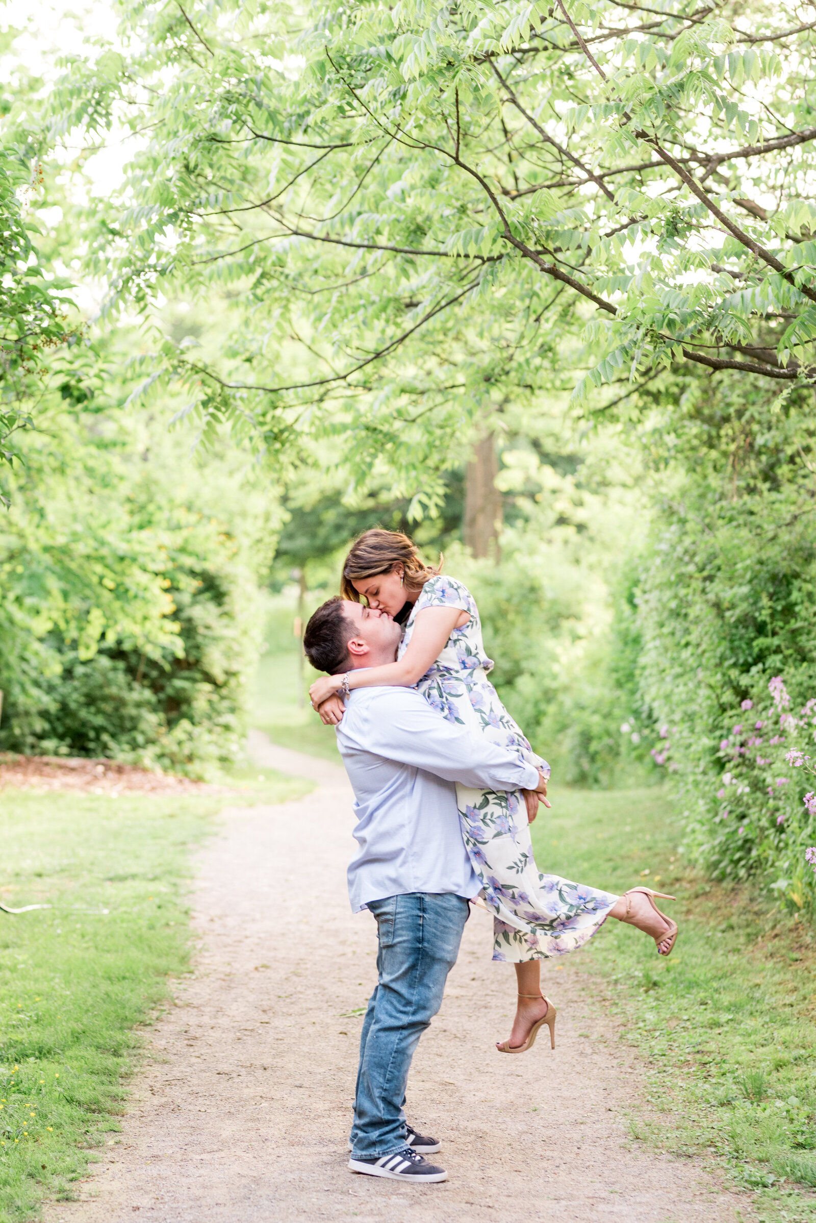 Massachusetts Engagement Photographer 1