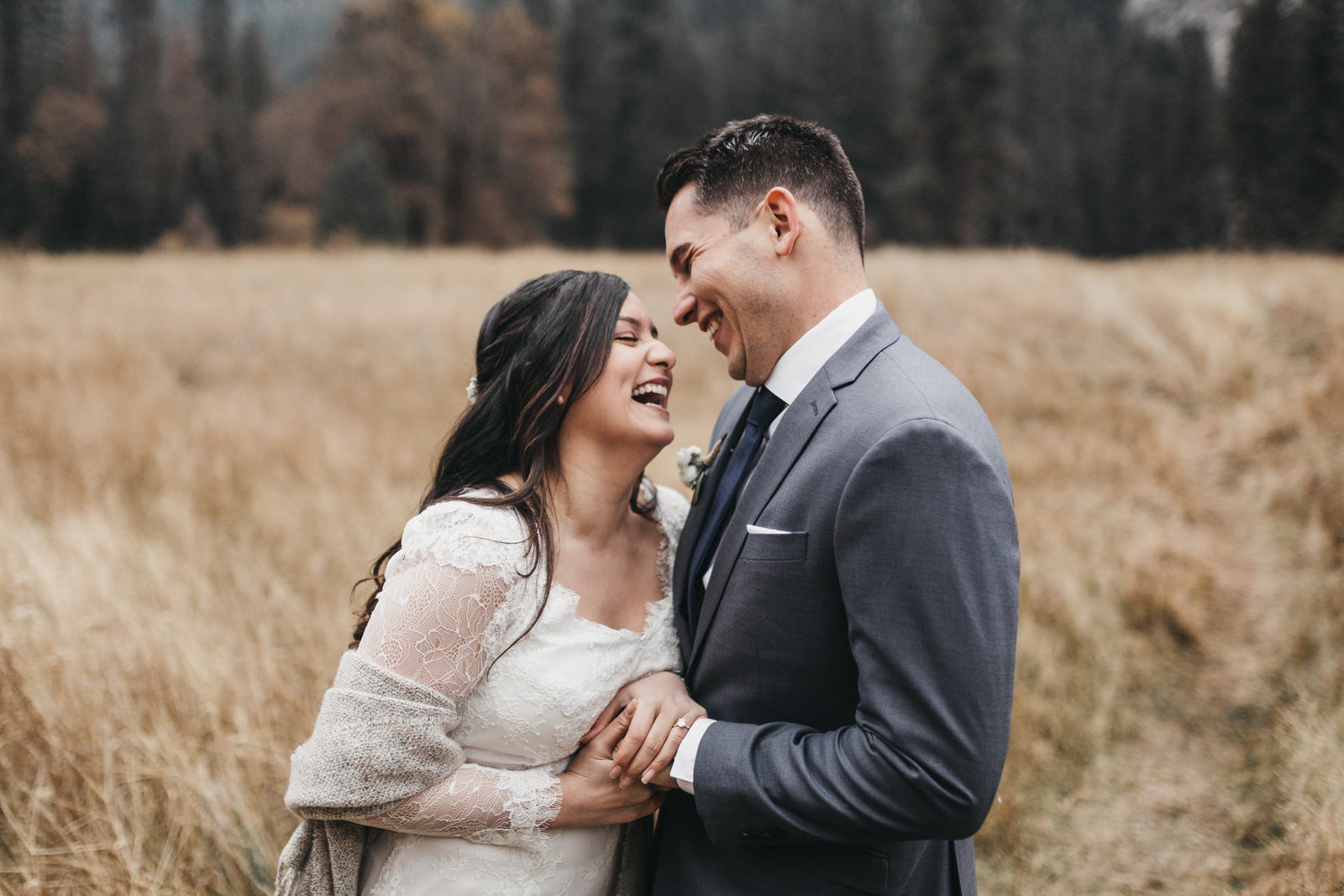 athena-and-camron-yosemite-elopement-wedding-photographer-elegent-valley-wedding24-intimate-laugh