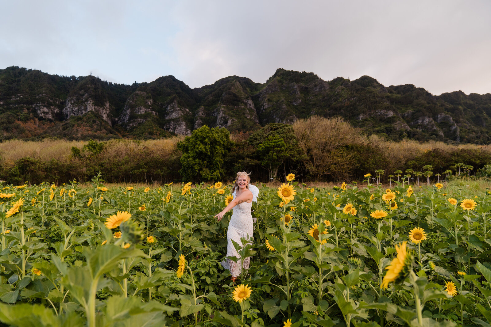 waimanalo-country-farms-sunflower-field-elopement-sydney-and-ryan-photography-112 copy