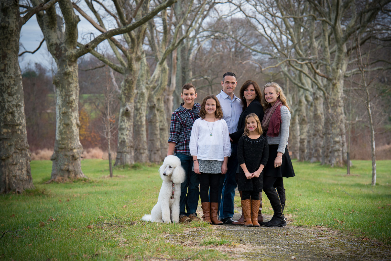 Fall Family portraits, West Chester PA Family Photographer