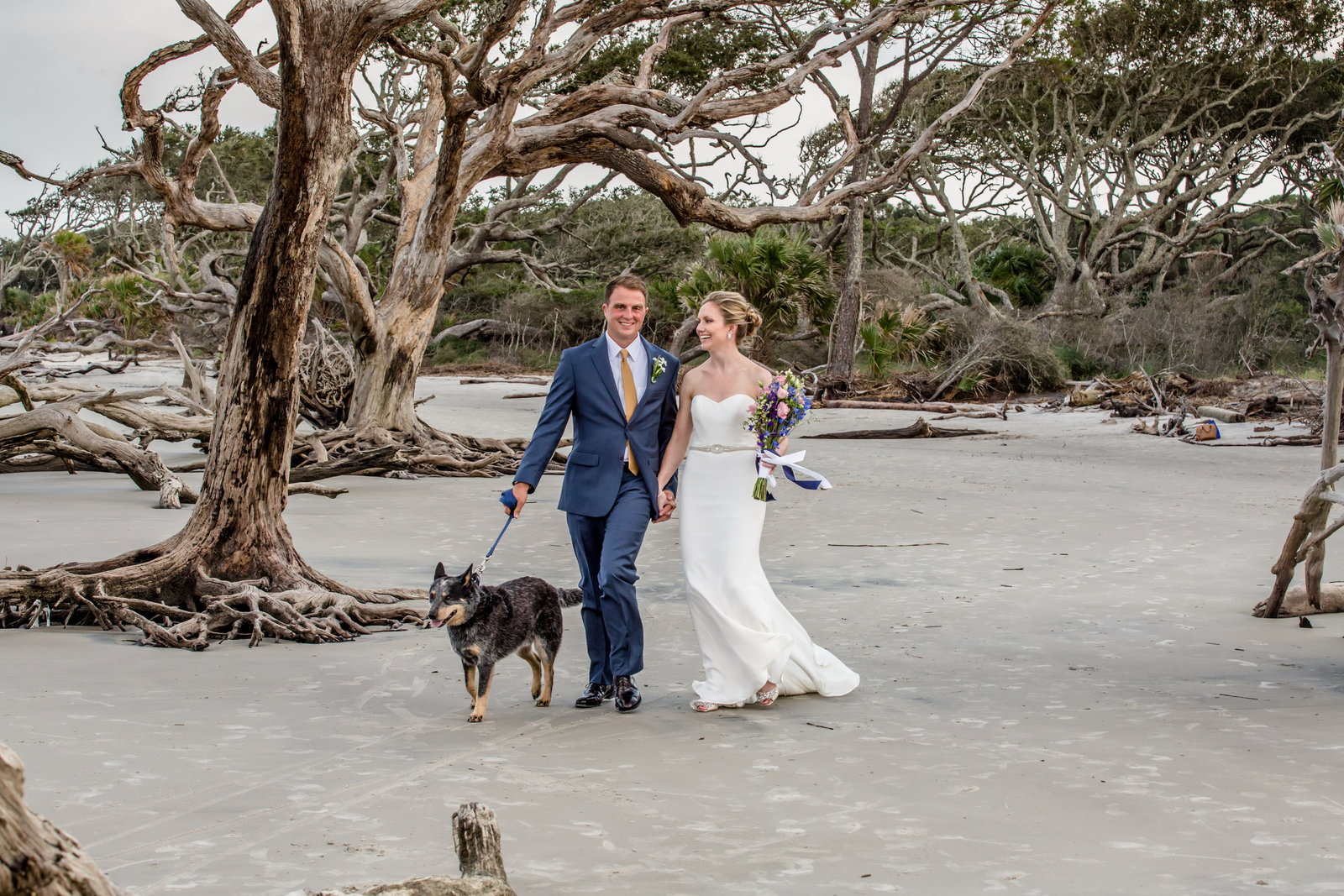 Elopement Driftwood Beach, Bobbi Brinkman Photography