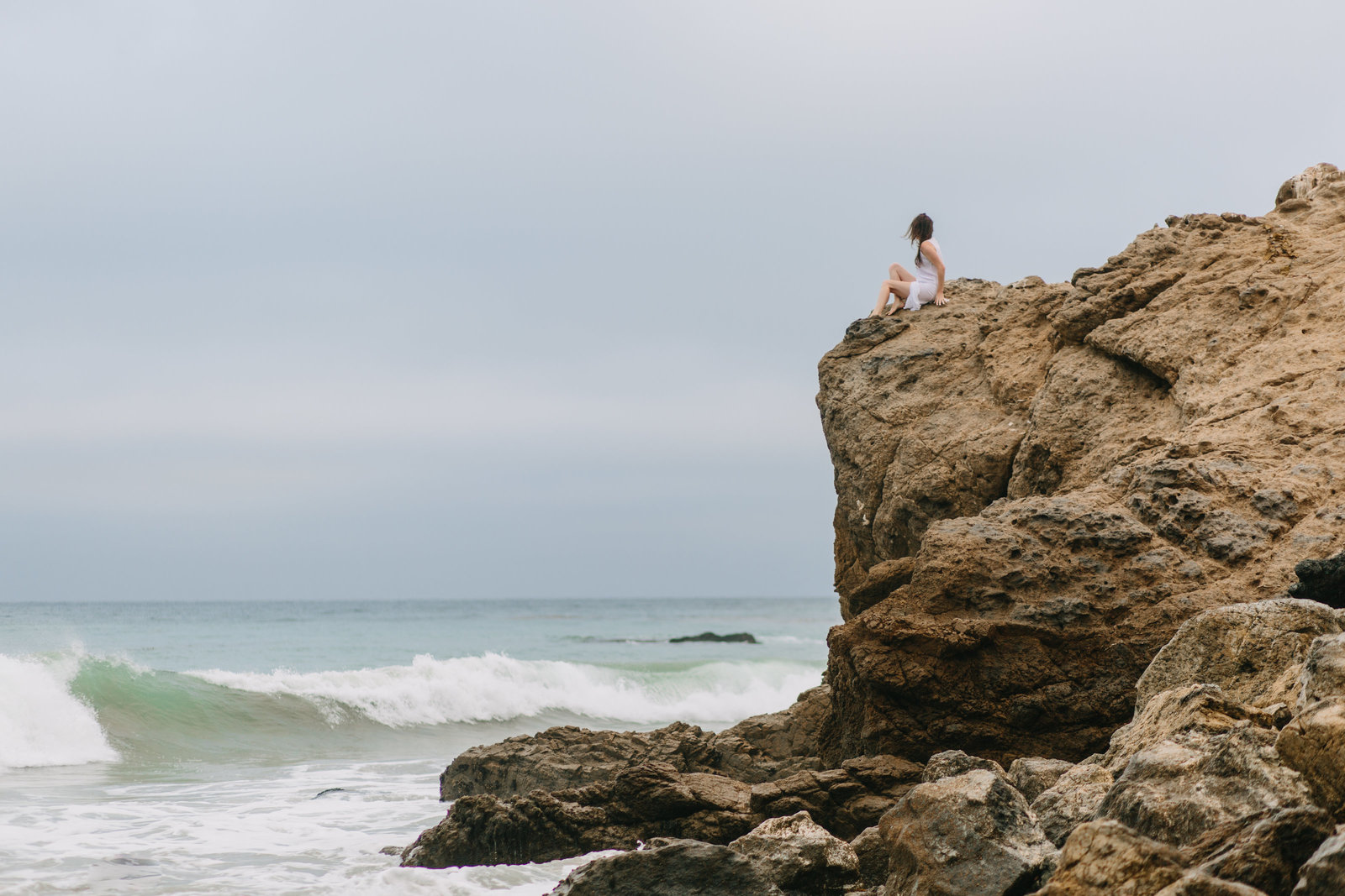 El Leo Carrillo Beach Malibu Angelika Johns Photography-3701