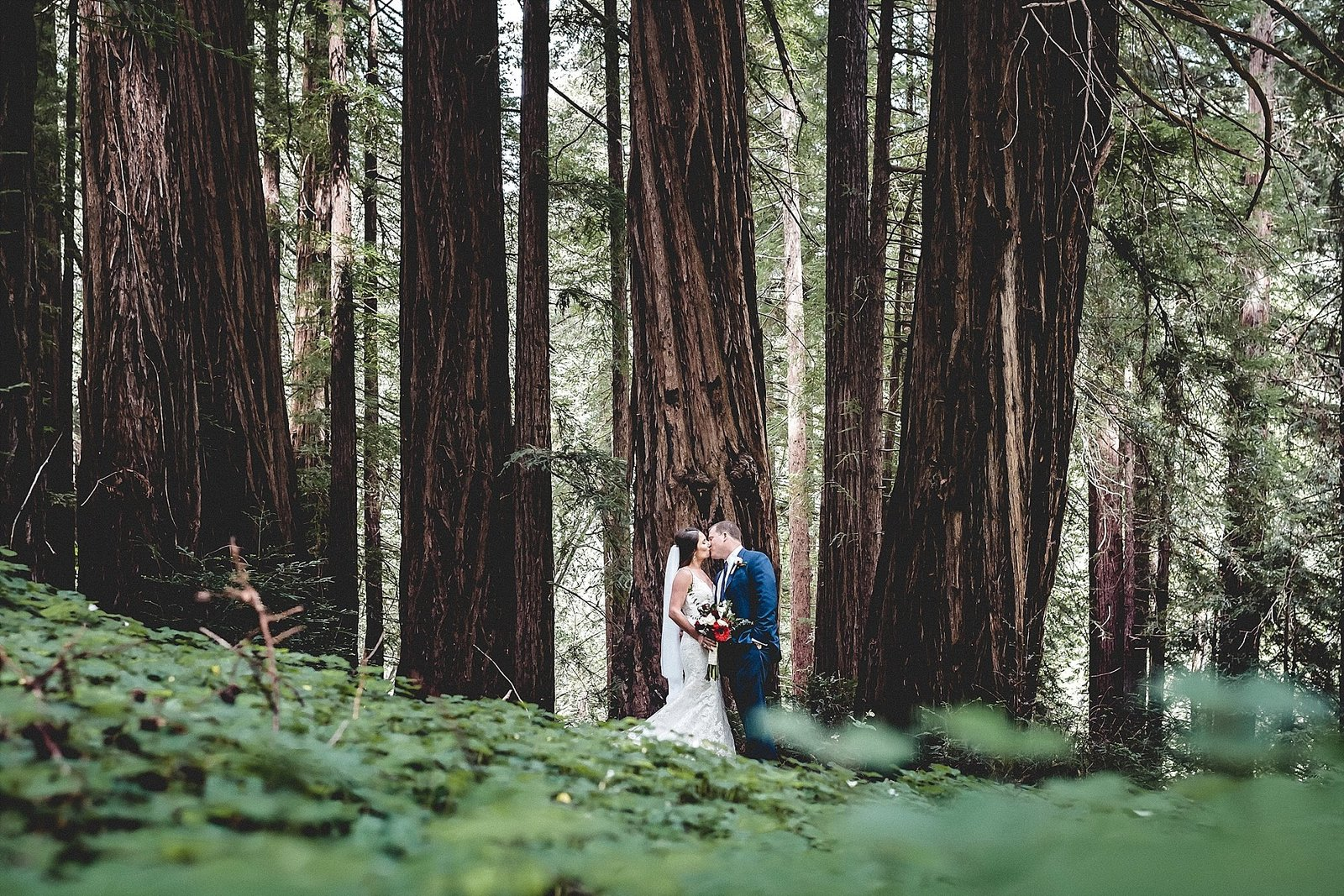 Glen Oaks Wedding Big Sur Elopement 069
