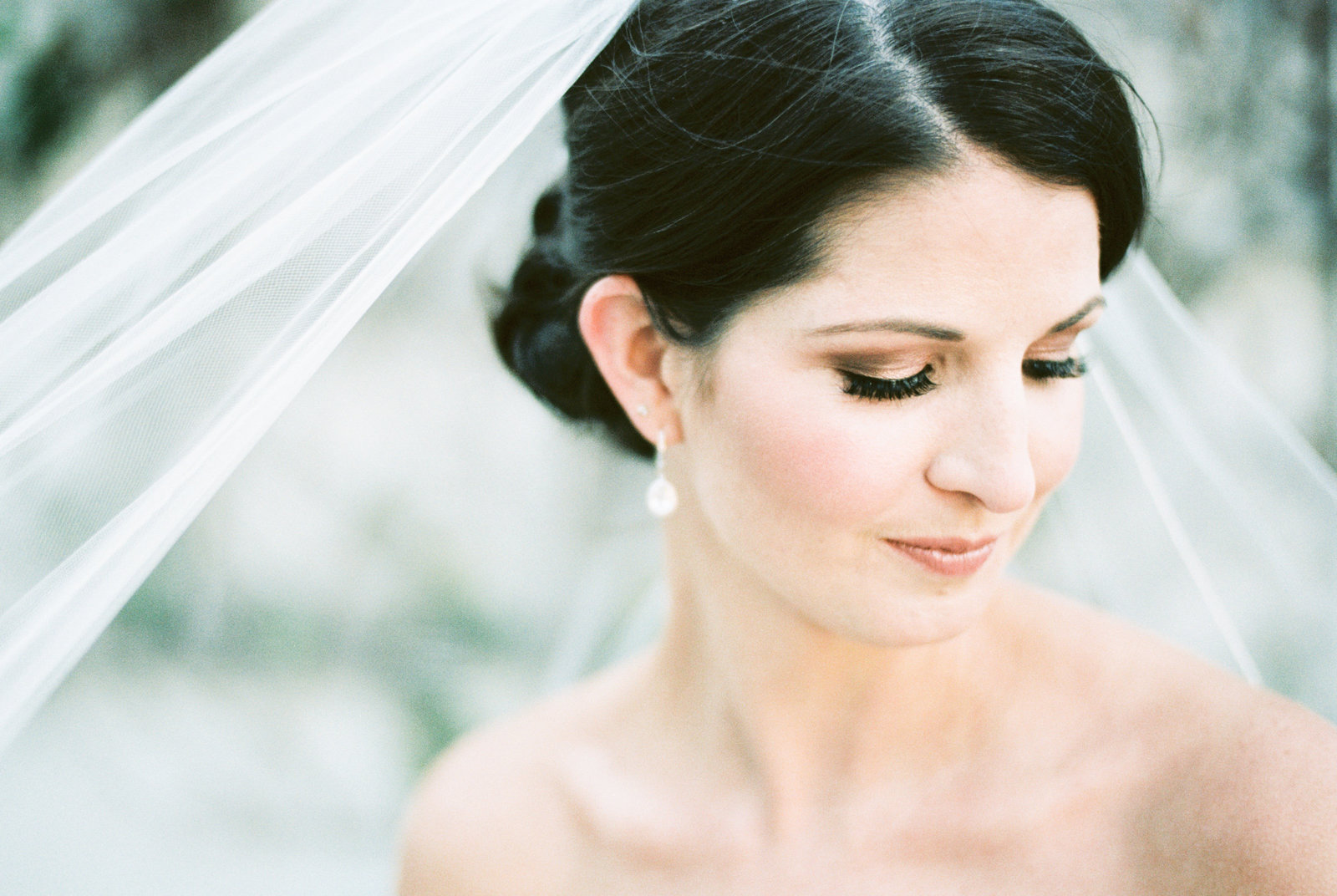 Courtney Hanson Photography - Arlington Hall Bridal Portraits in Dallas-06