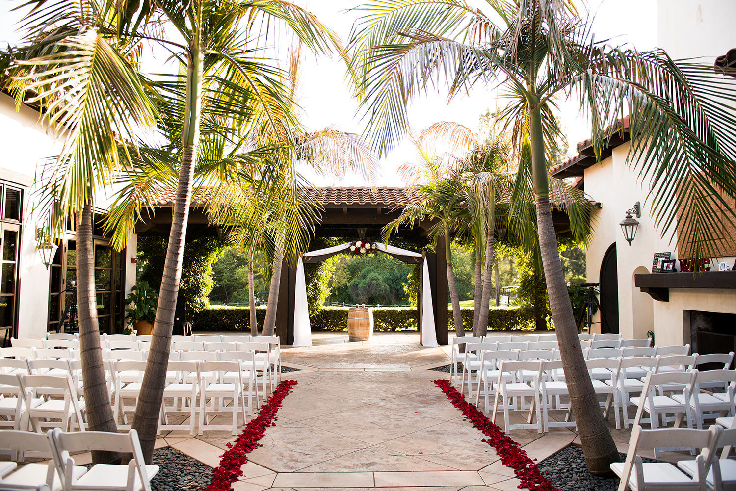 wedgewood ceremony space