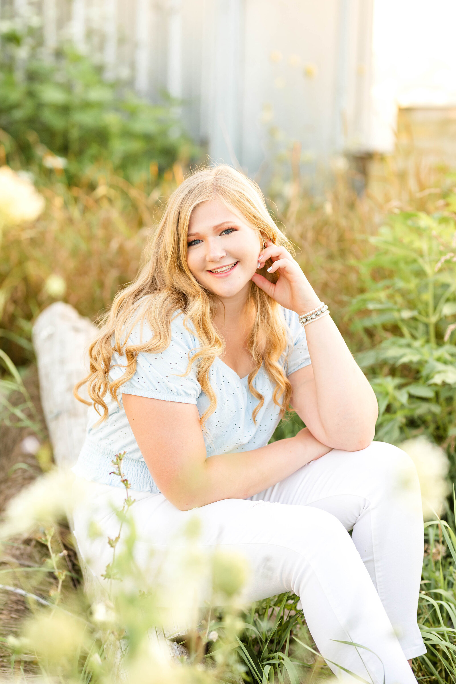 Herscher Senior Pictures-Kankakee County Senior Photographer