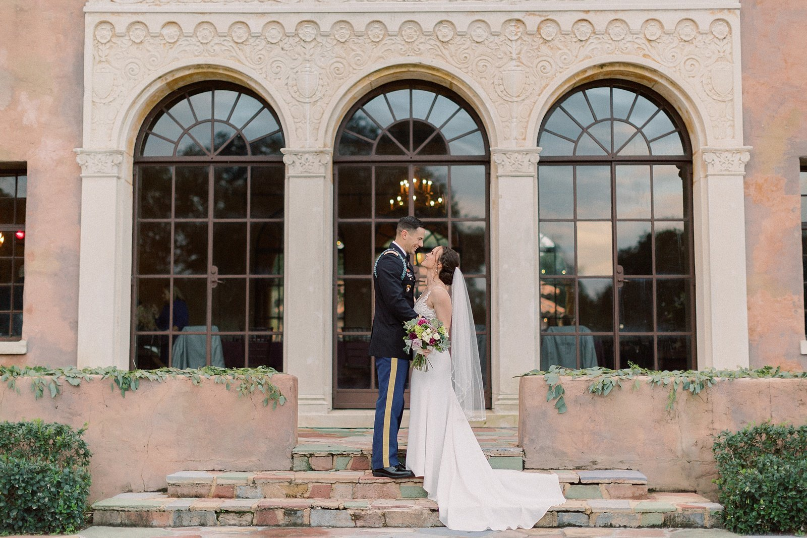 Melanie + Aaron Monkman Howey Mansion Howey in the Hills Florida Photographer Casie Marie Photography-584